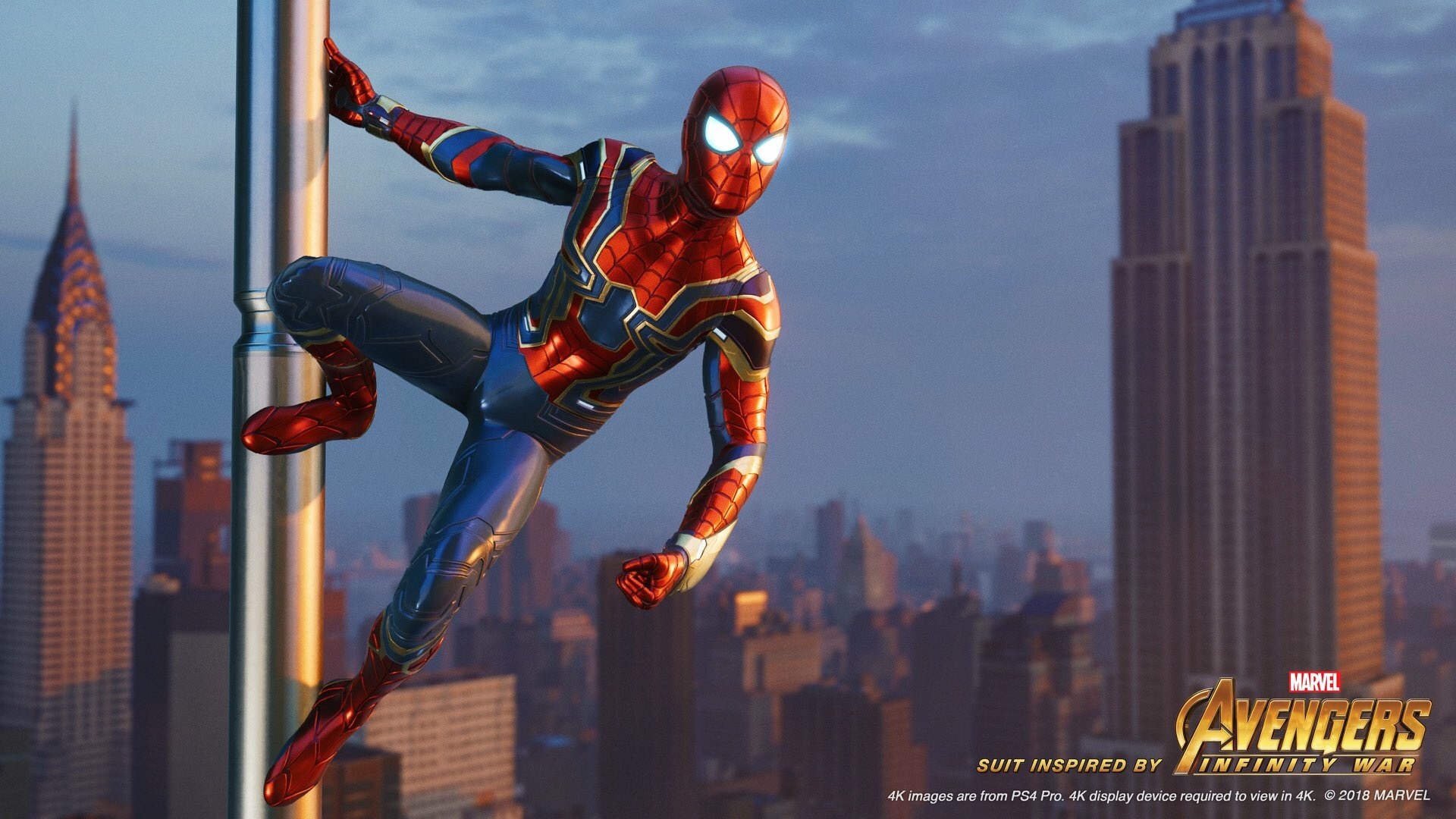 Spider Man Ps4 In Depth Hands On Peter And Mj Agile Combat Skill