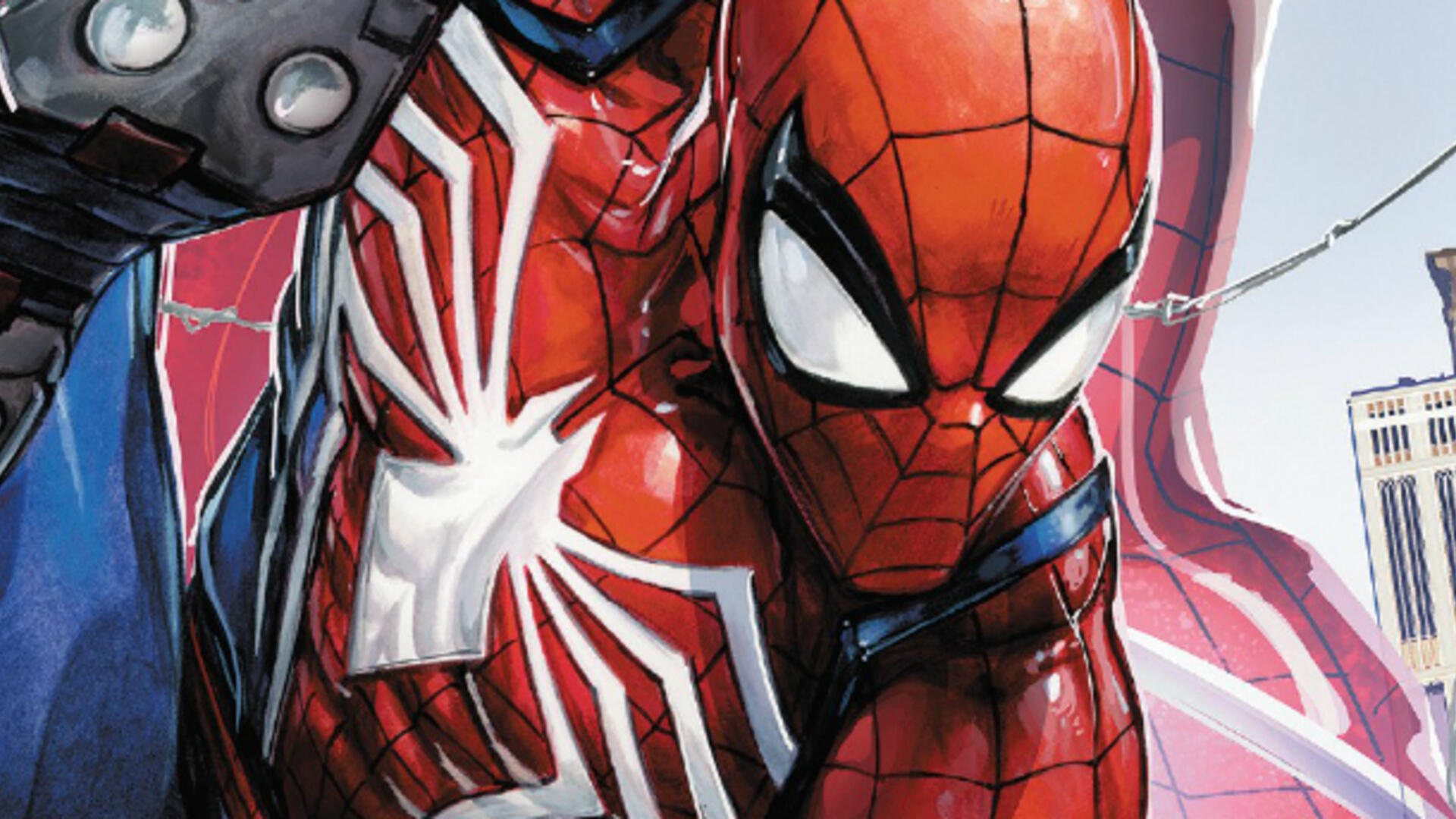 Why Spider-Man PS4 Fans Should Pick Up Spider-Geddon #0