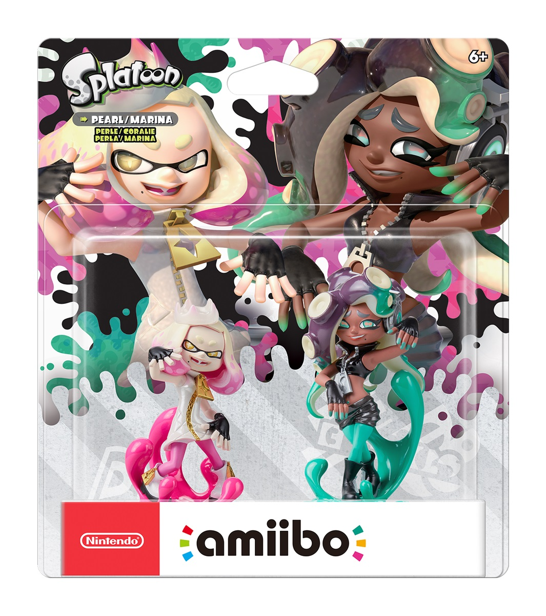 Next Weeks New Splatoon 2 Pearl And Marina Amiibo Perks Revealed Nintendo Switch Red Blue Bundle 2games 2amiibo The Outfits They Unlock