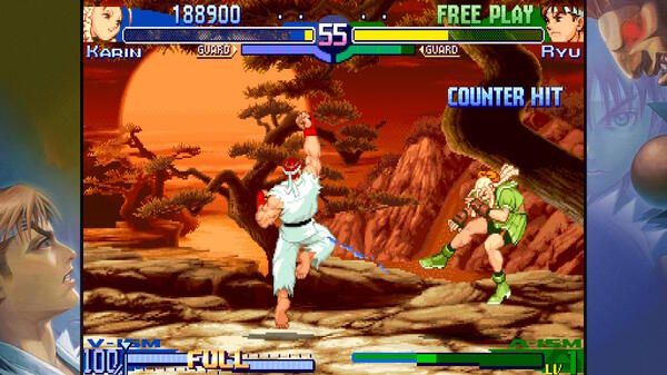 Street Fighter 30th Anniversary Collection Review | USgamer