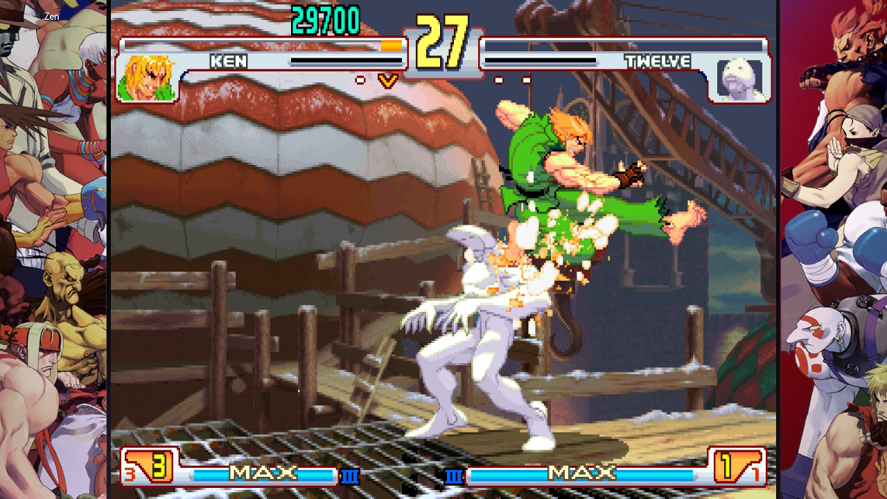Street Fighter 30th Anniversary Collection Review Usgamer
