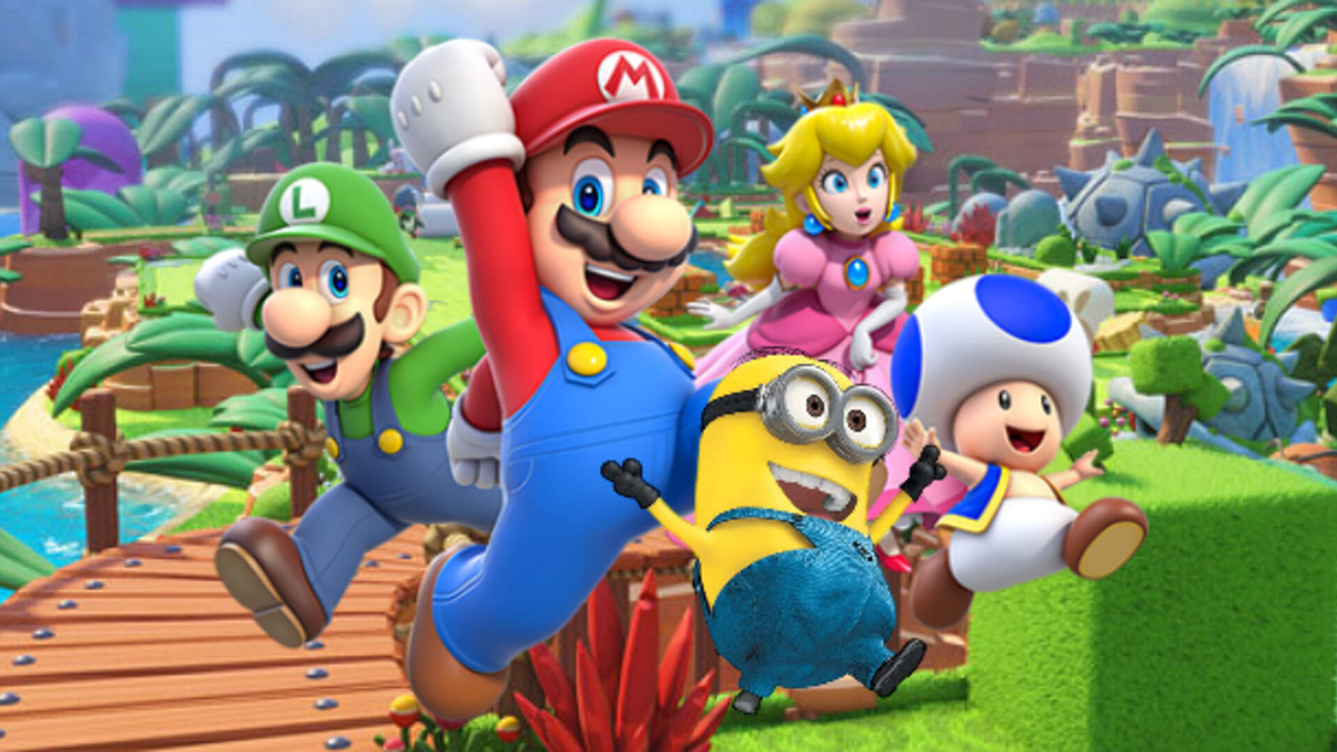 The Super Mario Movie is in Fine Hands at Illumination Entertainment