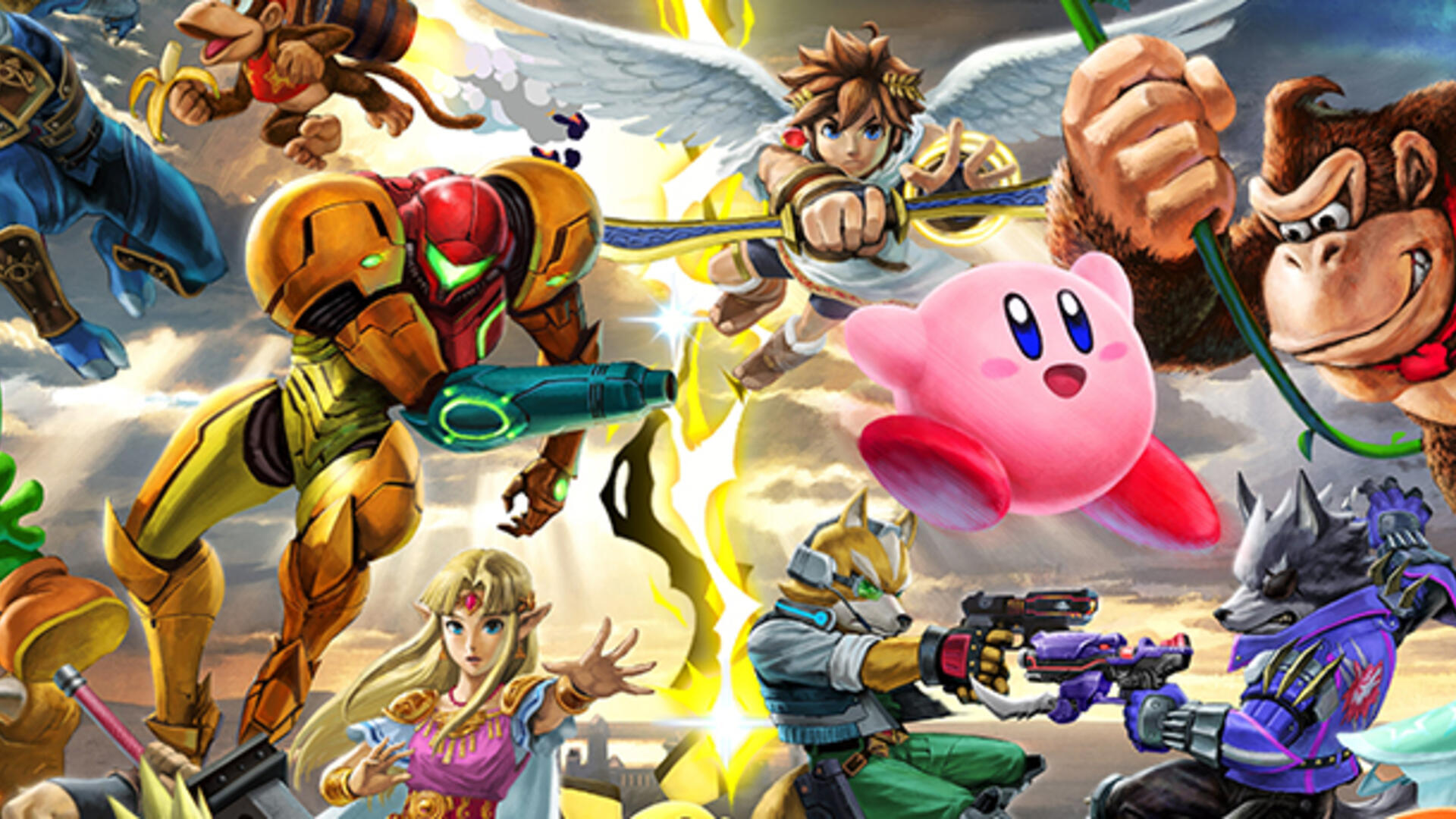 Super Smash Bros Ultimate Sells 3 Million Copies, Making it the Switch's Fastest-Selling Game