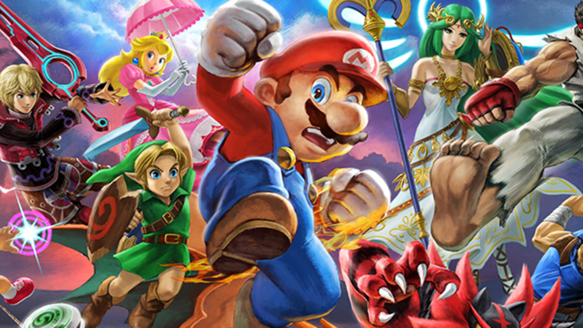 Who's Your Favorite Fighter in Super Smash Bros.?