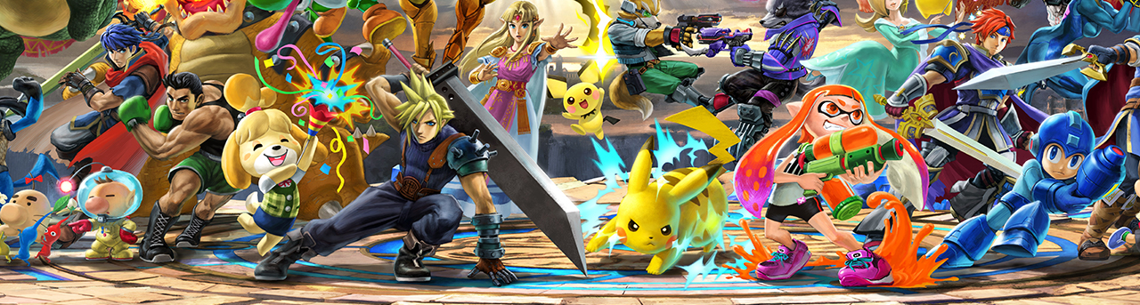 Super Smash Bros Ultimate DLC - Fighters Pass, Release Date | USgamer