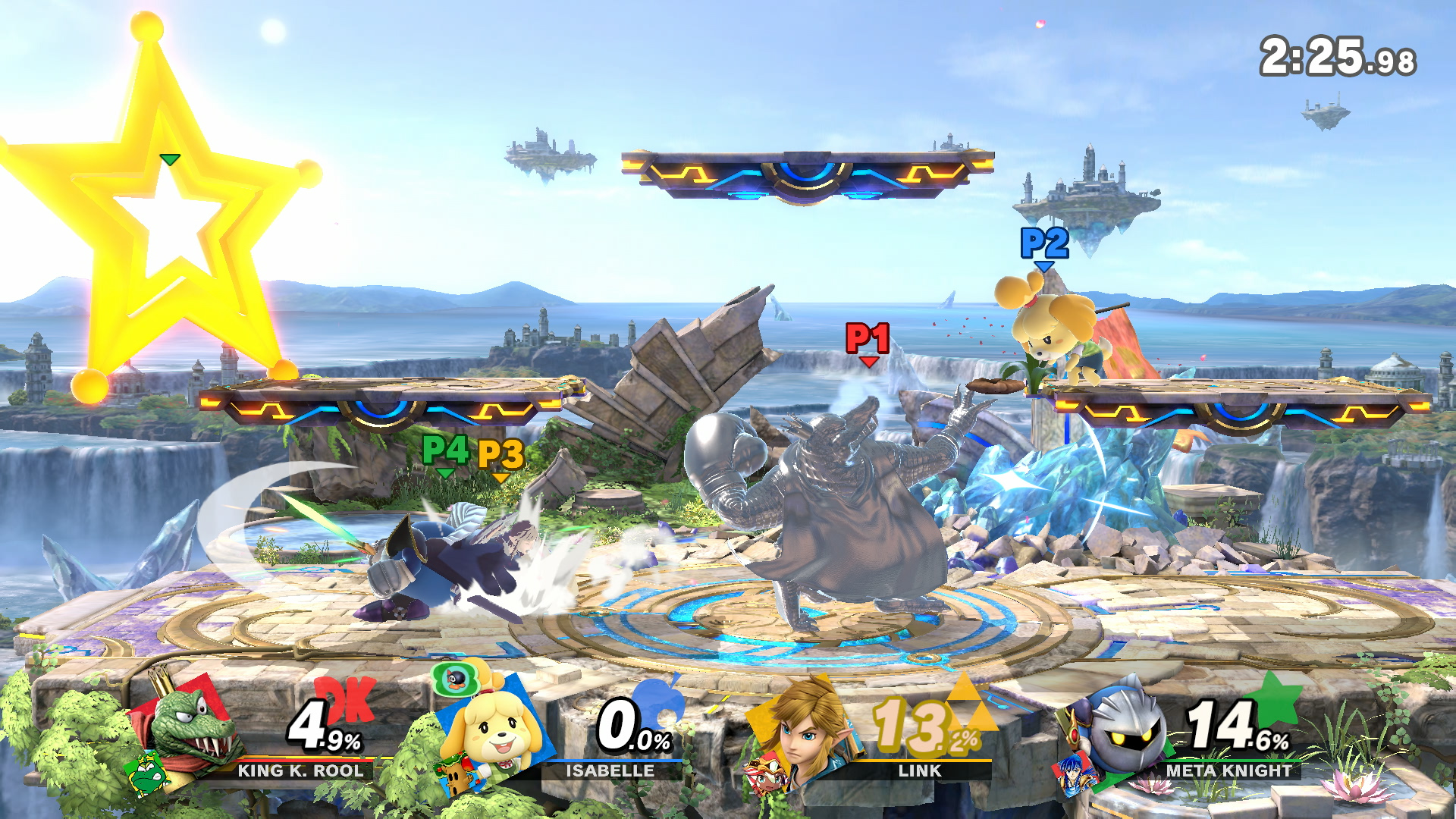 Super Smash Bros  Ultimate In-Depth Hands-On: It's Turning