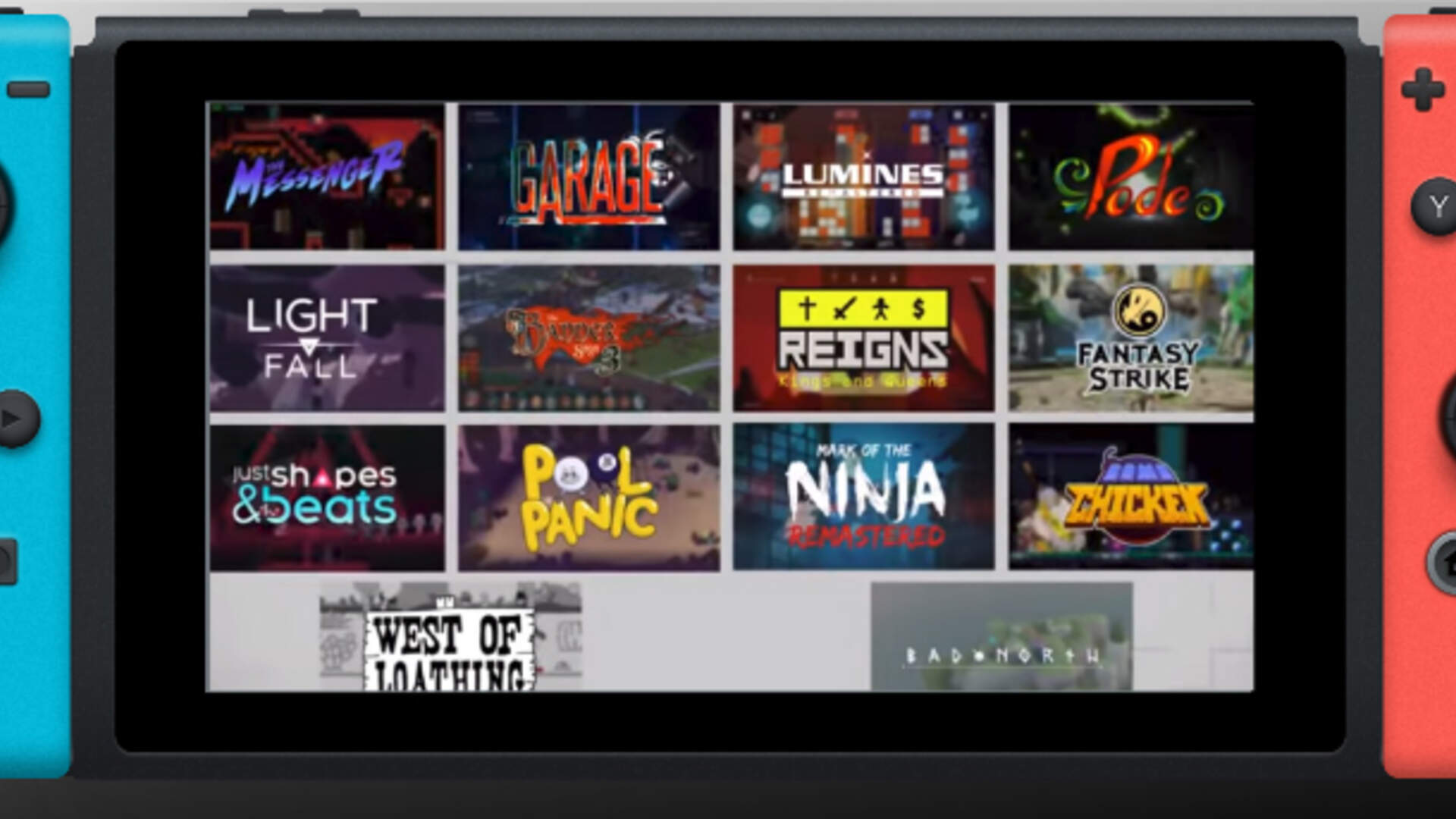 Hyper Light Drifter, Nidhogg 2, Bad North, and More Coming to Nintendo Switch