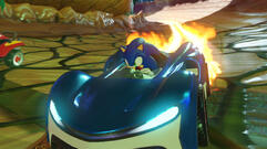 Team Sonic Racing Isn't Sonic & All Stars Racing, But It's Close Enough