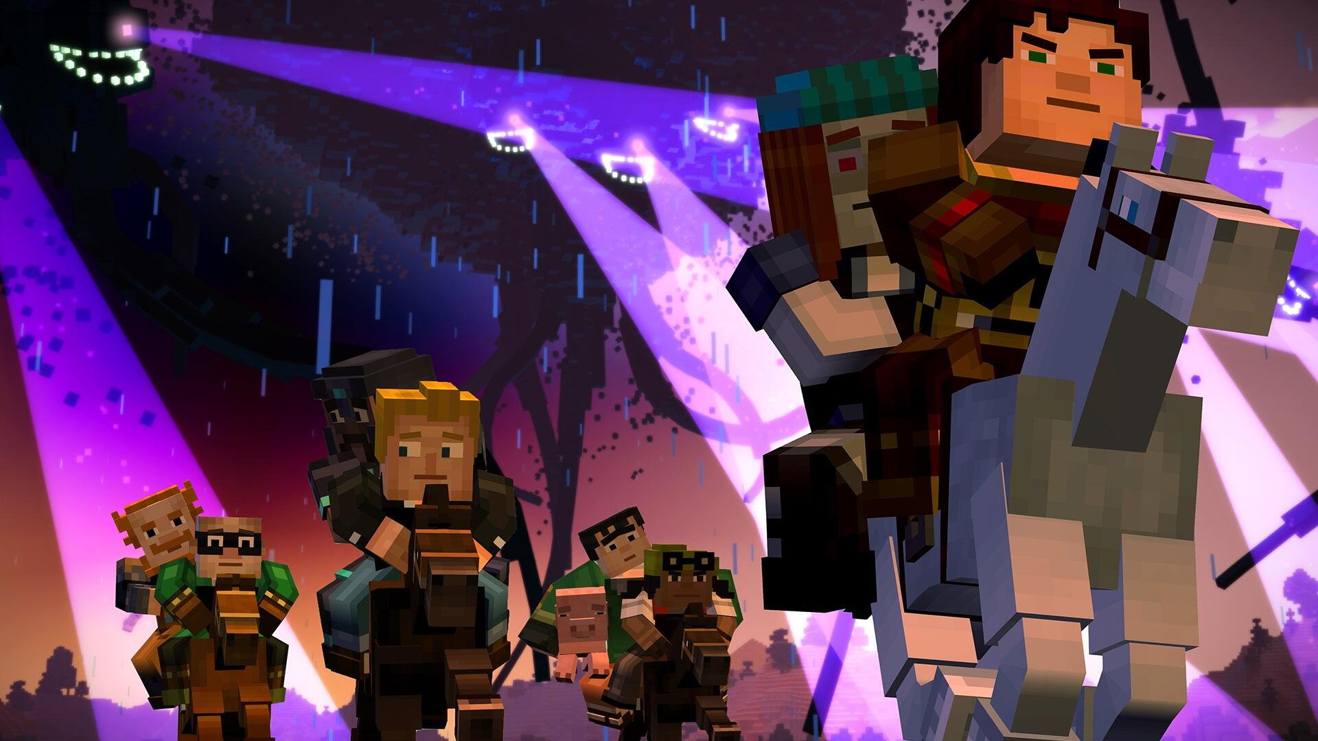 Mojang Currently Has No Plans To Rescue Minecraft: Story Mode From