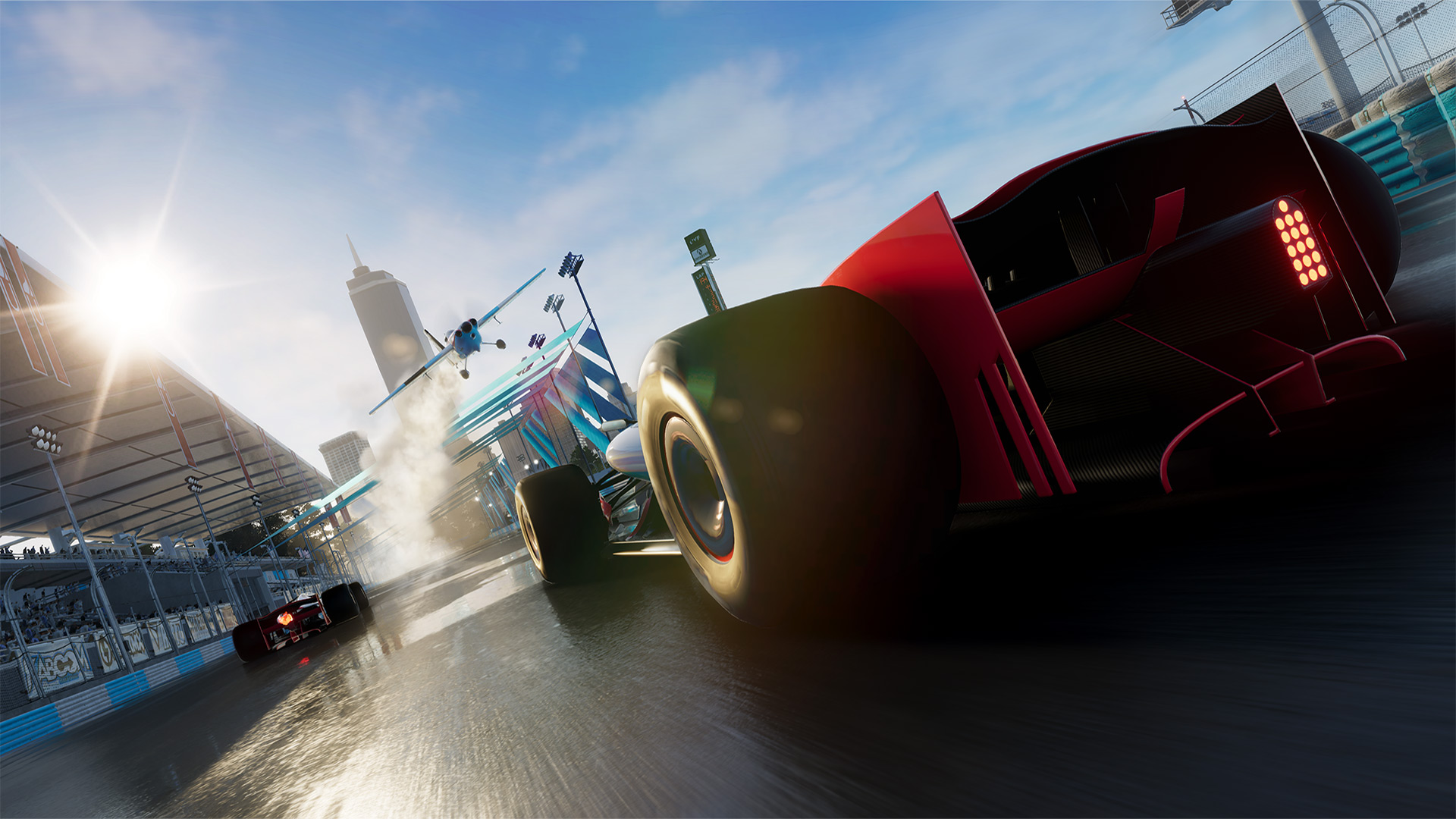 The Crew 2 Controls - Steering Clamping, Controls, and What Each