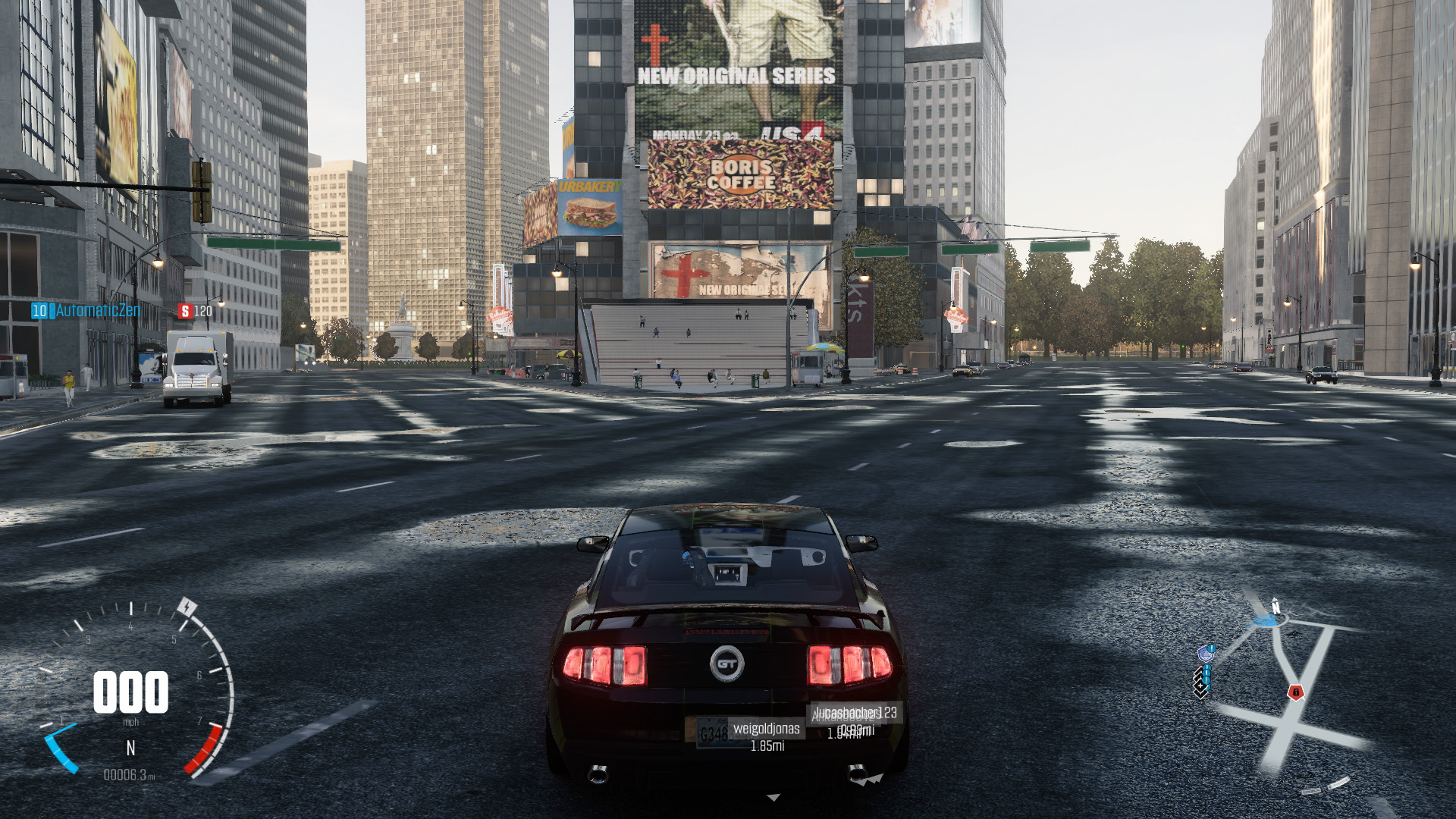 The Crew vs The Crew 2 Visual Comparison Doesn't Reveal the