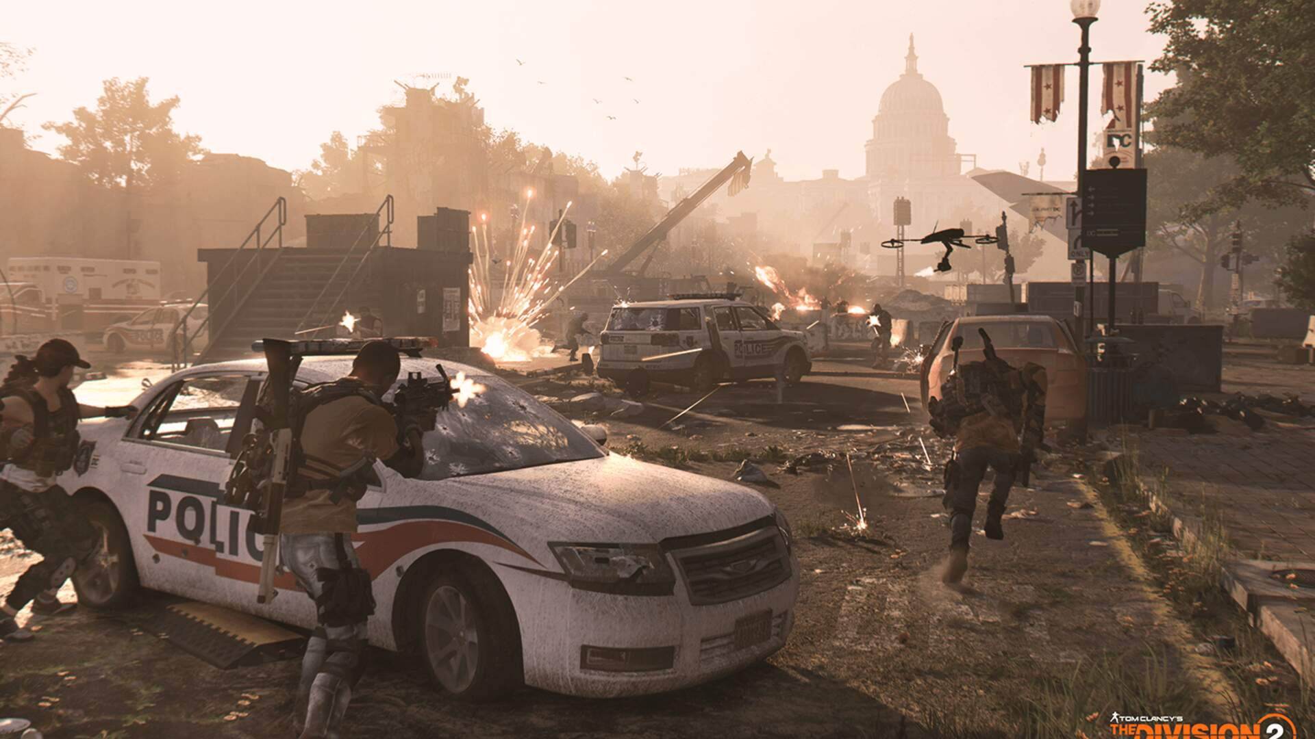 The Division 2 Endgame  - Level Up World Tiers, Increase Your Gear Score, Invaded Missions, How to Unlock Black Tusk Strongholds