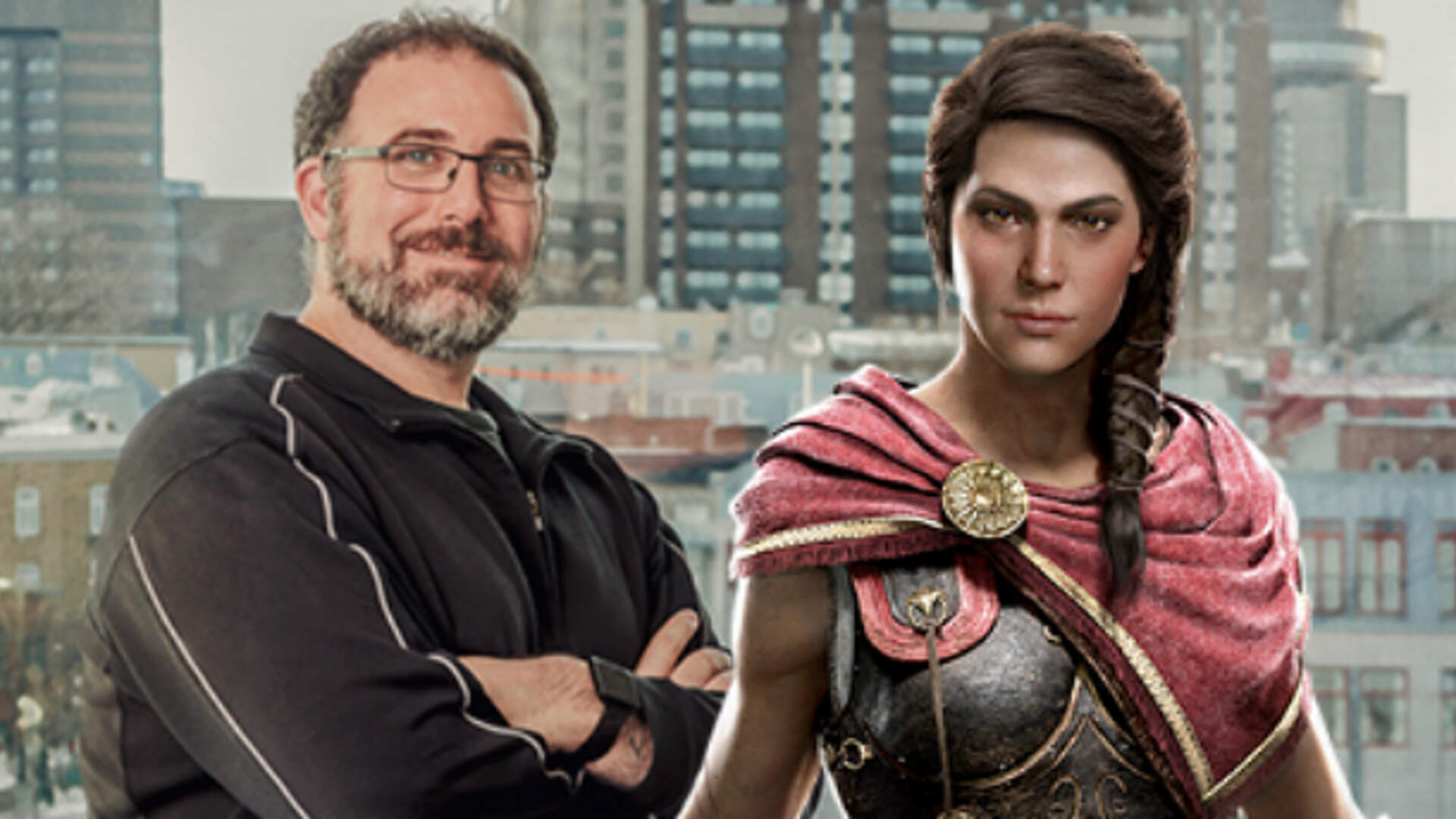 Assassin's Creed Odyssey Studio Picks Up Dragon Age's Mike Laidlaw