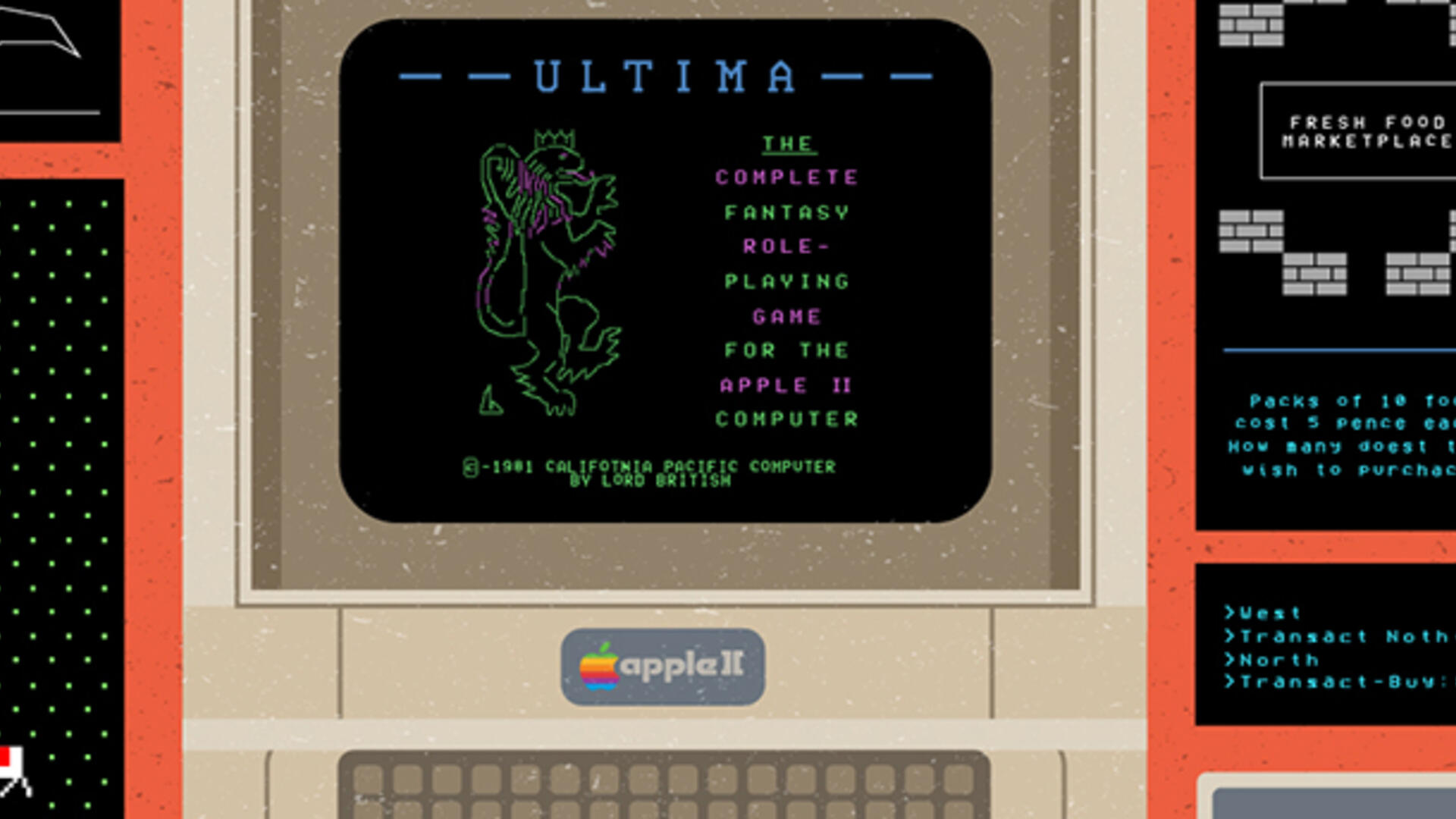 Exploring Ultima and Teletype RPGs, Plus #24 on Our Top 25 RPG Countdown