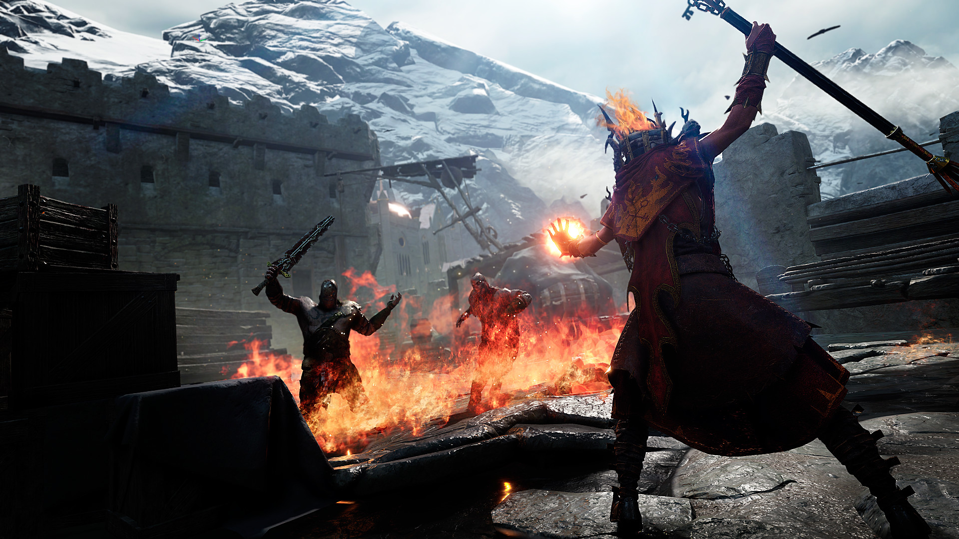 Warhammer Vermintide 2 Producer: Xbox One Cross-Play and Mod