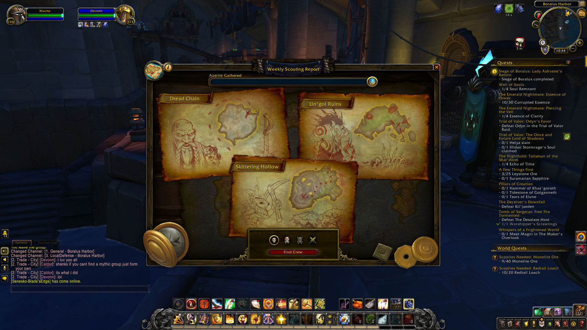 World of Warcraft: Battle for Azeroth Review | USgamer