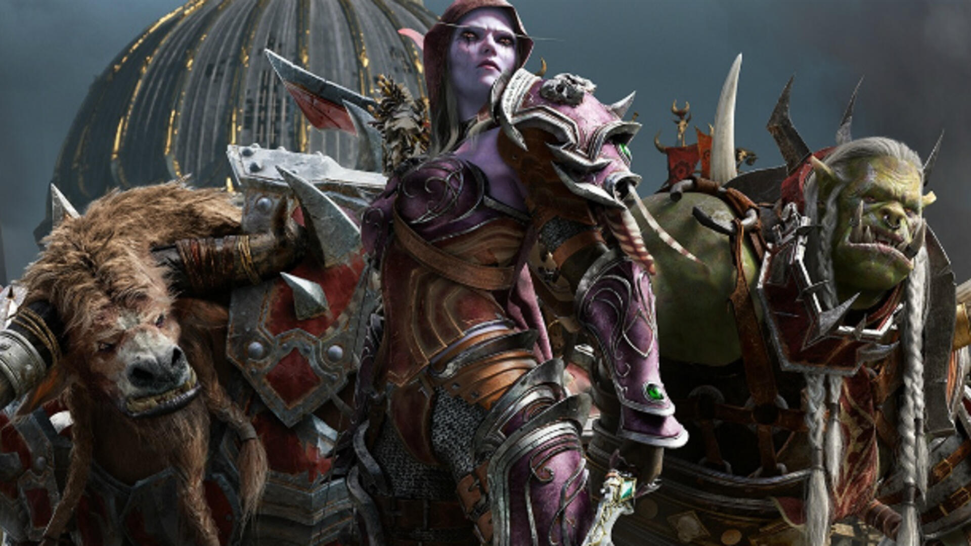 WoW Battle for Azeroth's Devs Say the Horde Isn't Evil, But