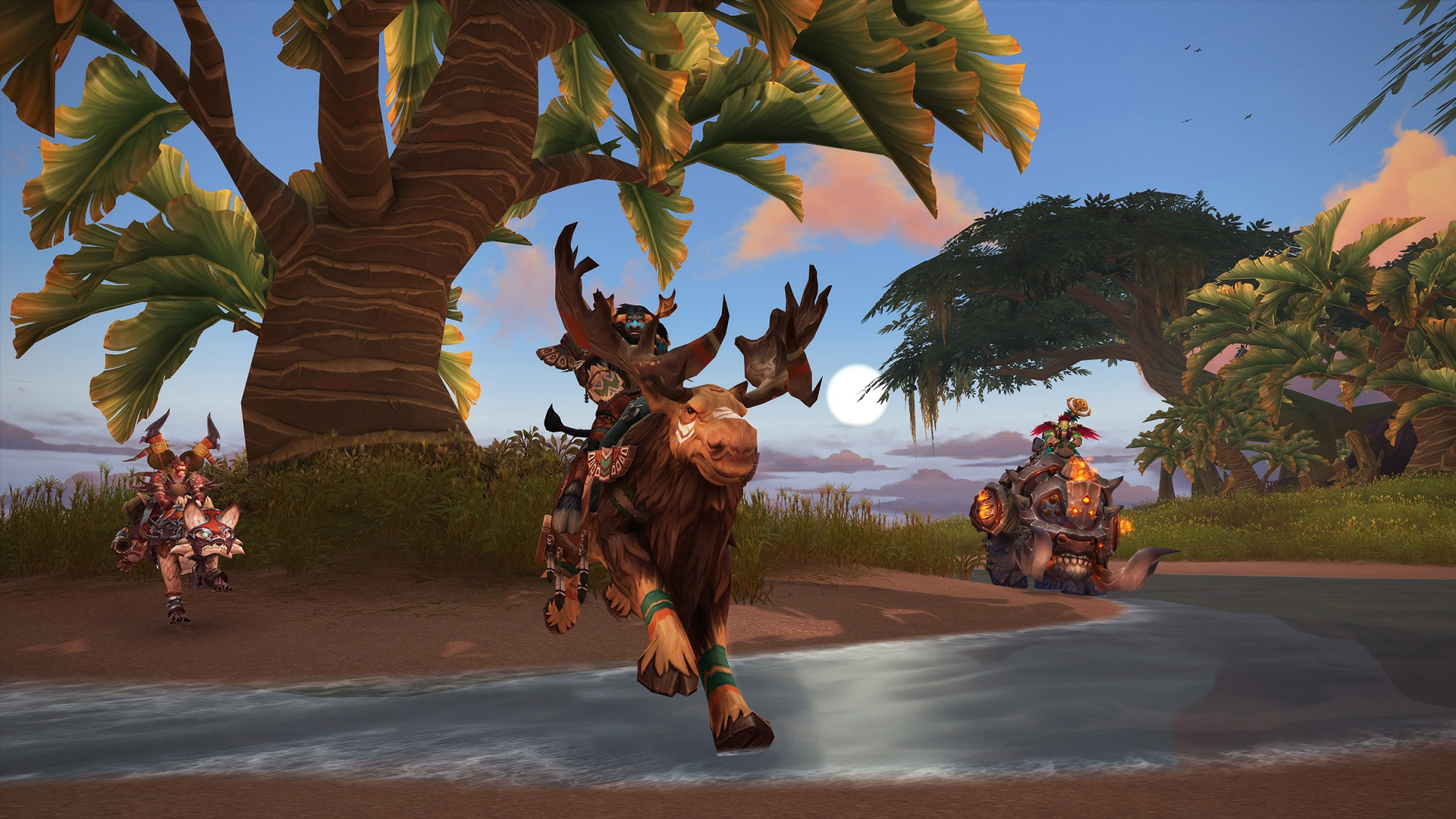 WoW Battle for Azeroth Devs Rethinking Global Cooldown