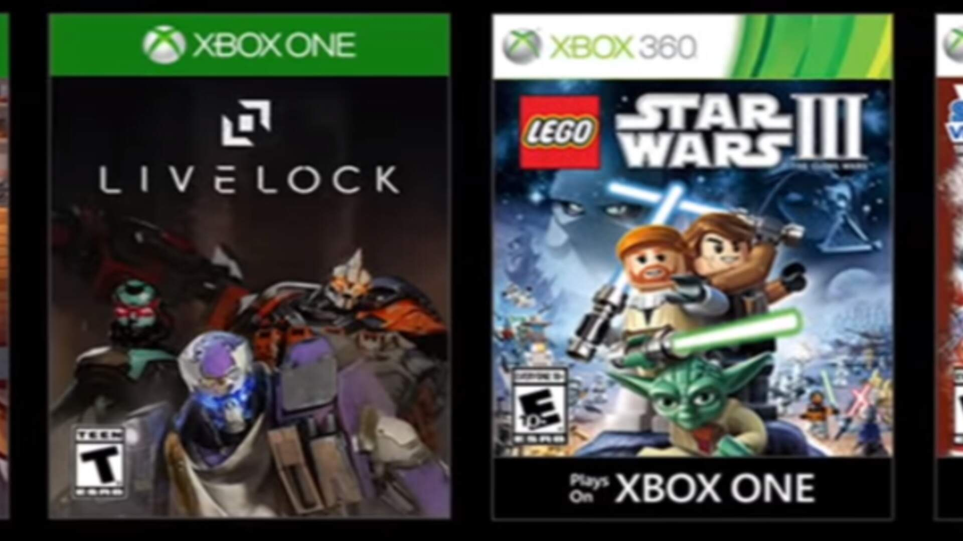 Xbox Games With Gold September Revealed - Includes Prison Architect and LEGO Star Wars III: The Clone Wars