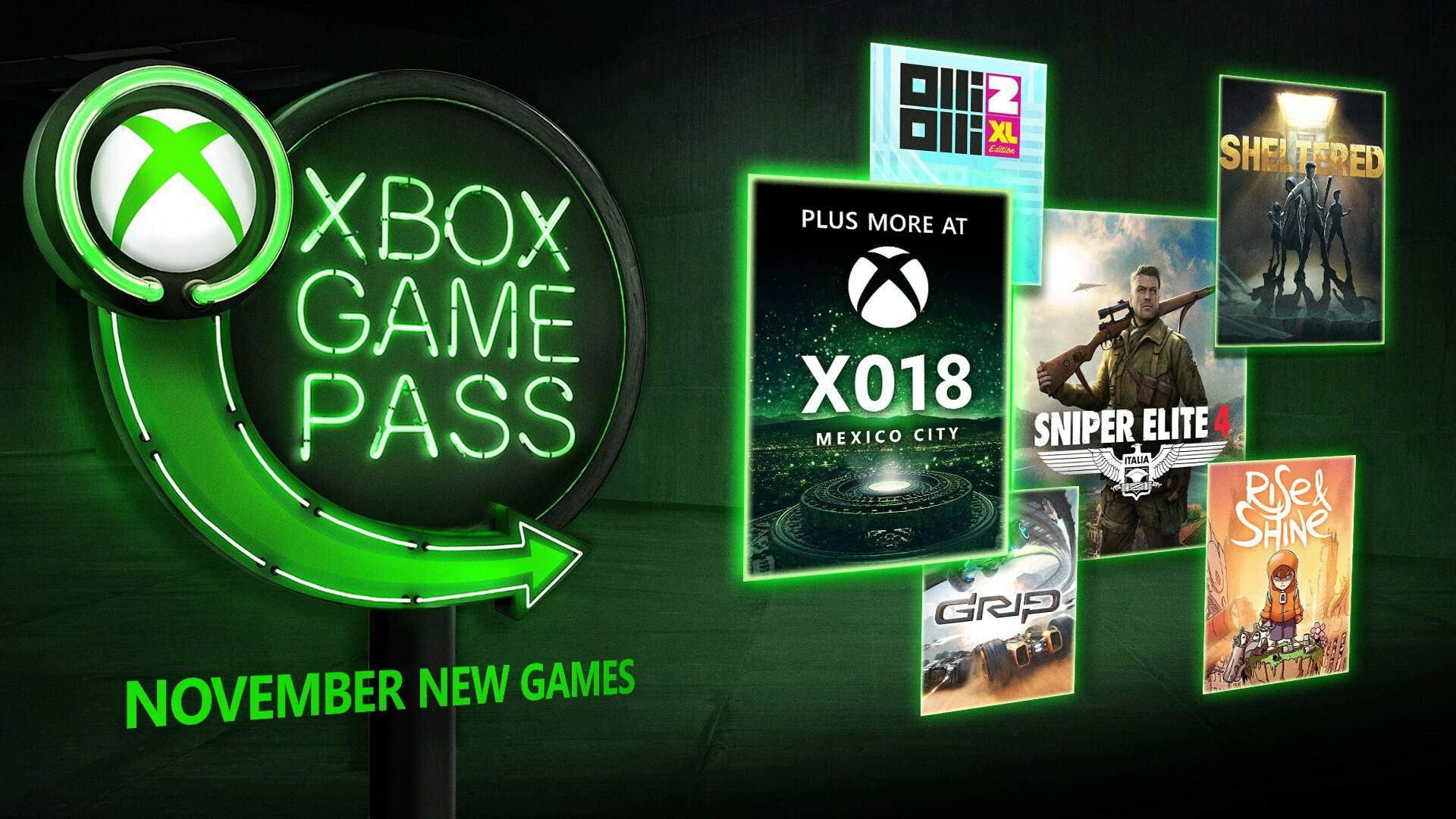 Xbox Game Pass Ultimate is a New Monthly Subscription That Includes Xbox Live Gold