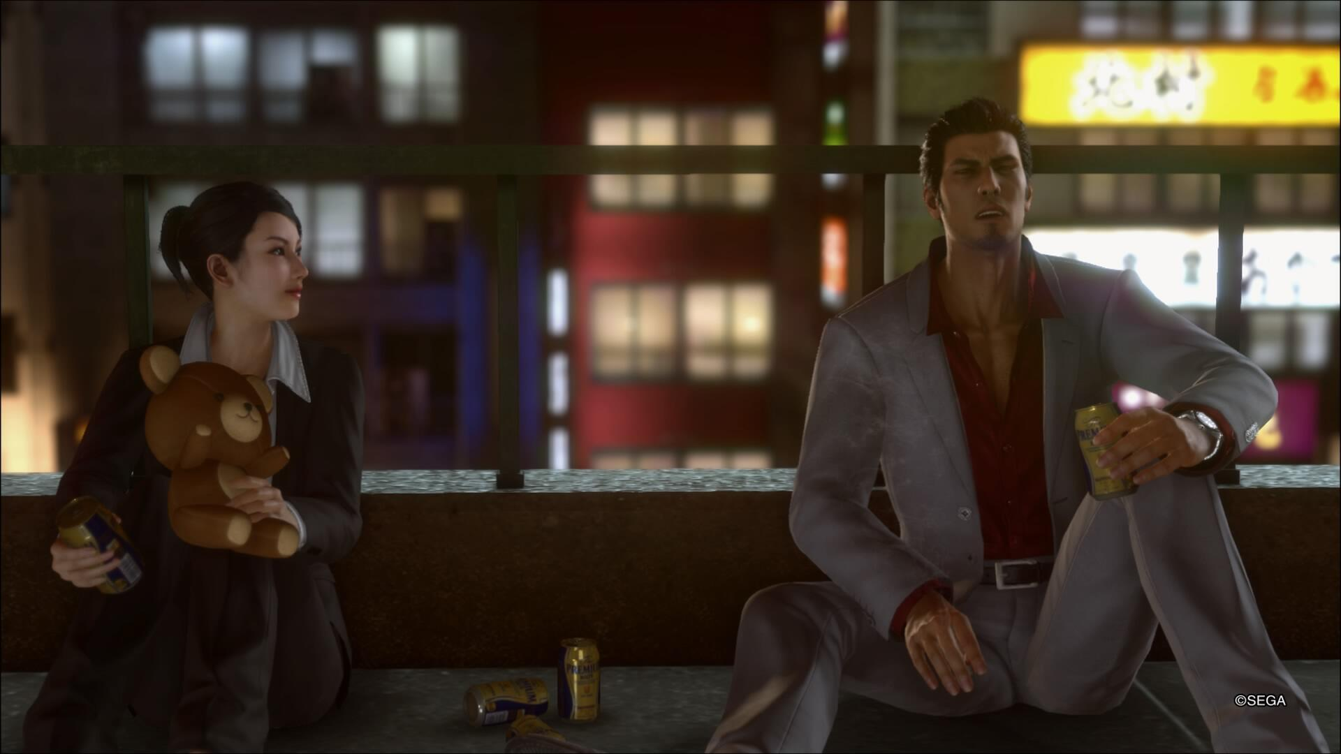 Yakuza Kiwami 2 PC Release Revealed by ESRB Rating