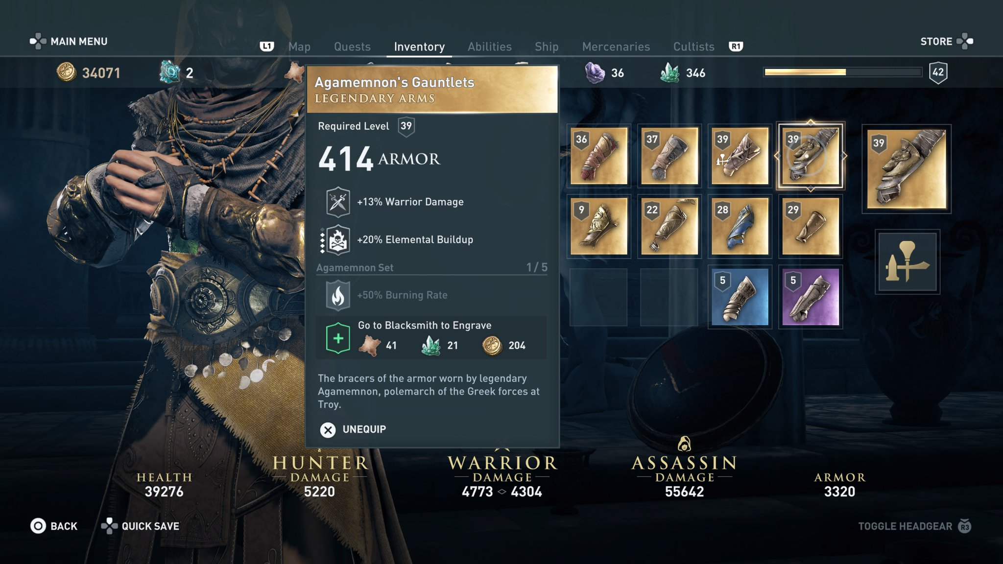 Assassin's Creed Odyssey Armor - How to Get the Best Armor | USgamer