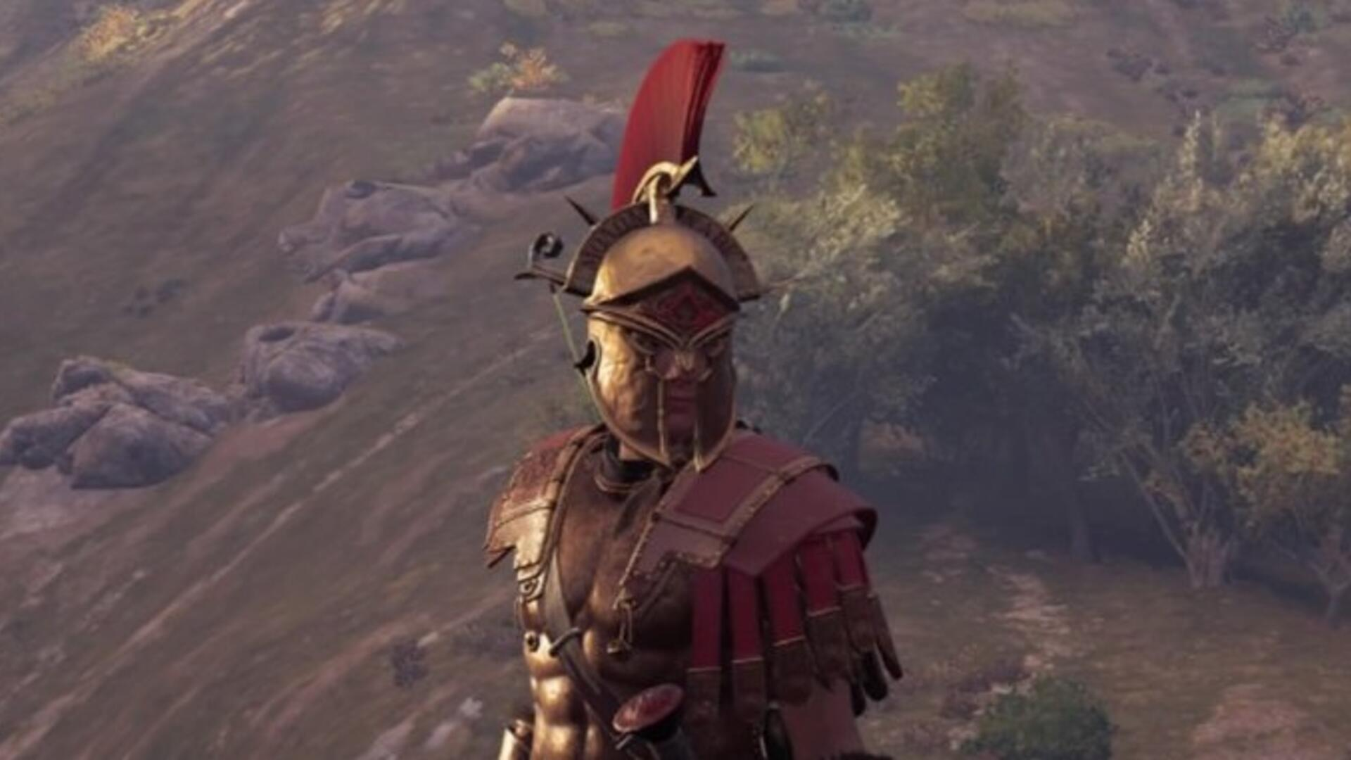 Assassin's Creed Odyssey Spartan War Hero Armor - How to Unlock the Spartan War Hero Legendary Armor Set