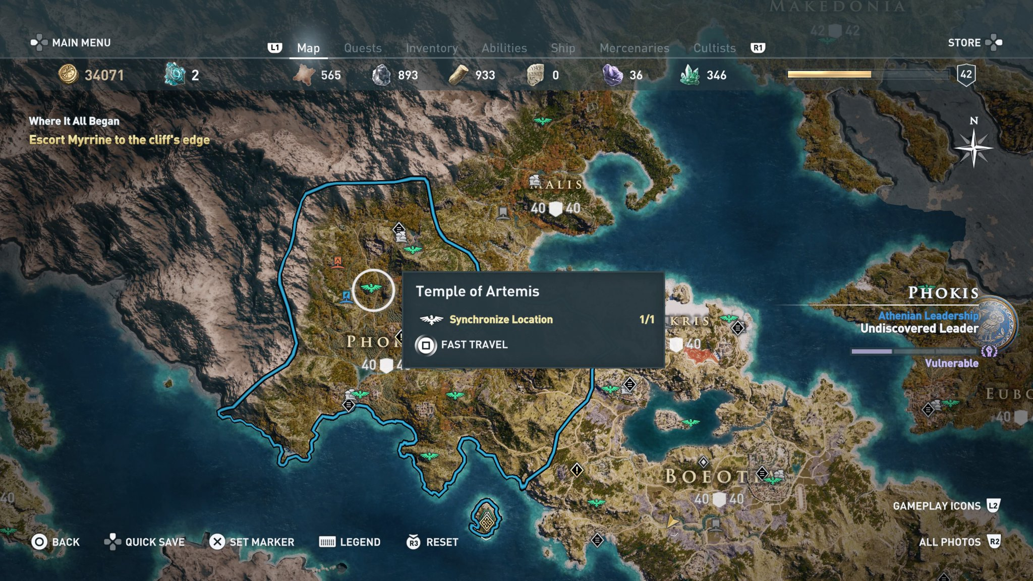 Assassin S Creed Odyssey How To Get The Legendary Master Artemis