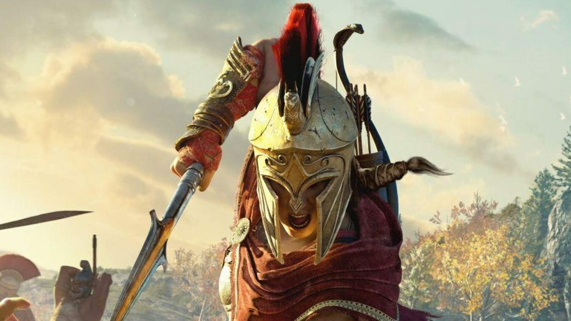 Assassin S Creed Odyssey How To Unlock Atlantis Usgamer