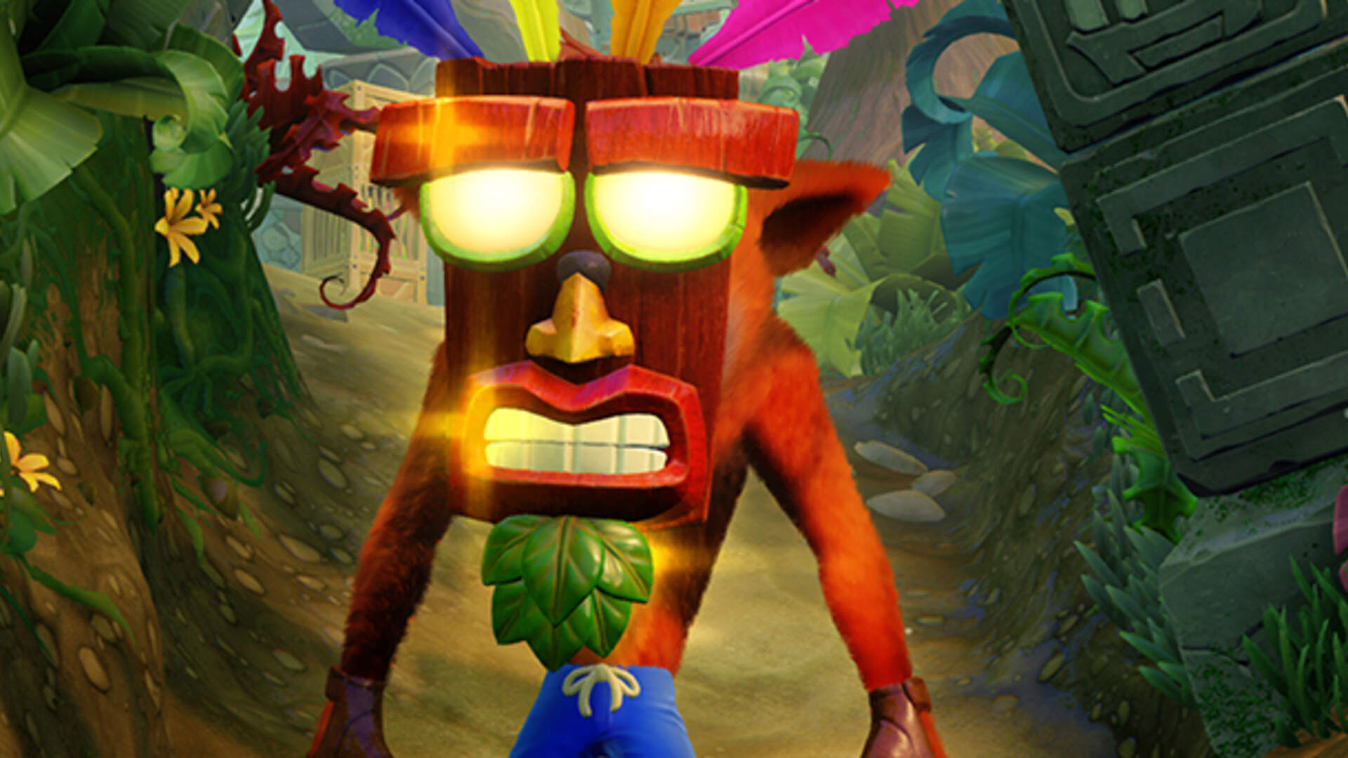 Crash Bandicoot N Sane Trilogy Could Get Switch Exclusive Content