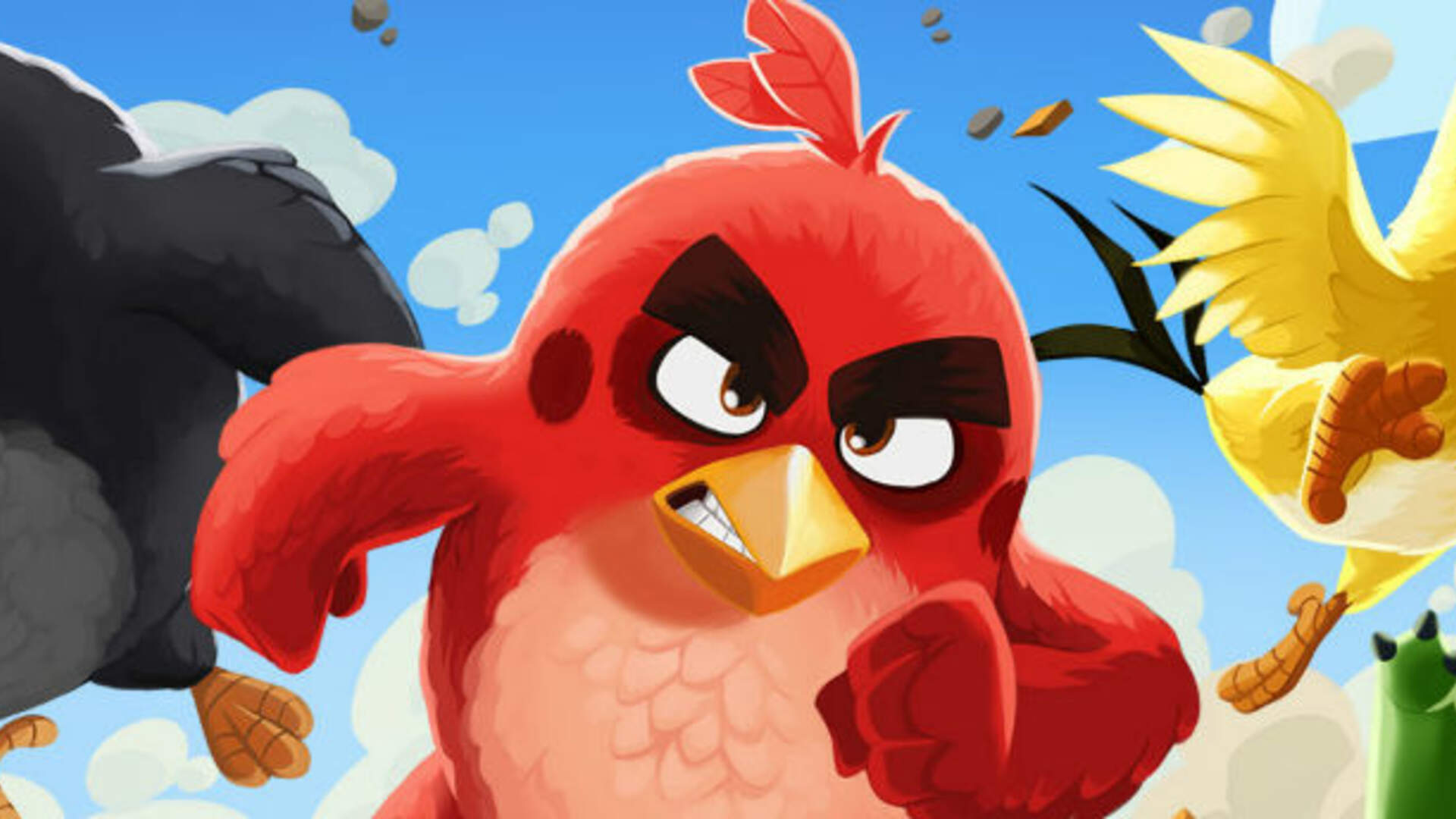 Angry Birds Relying More on Merchandise and Candy, Less on Games