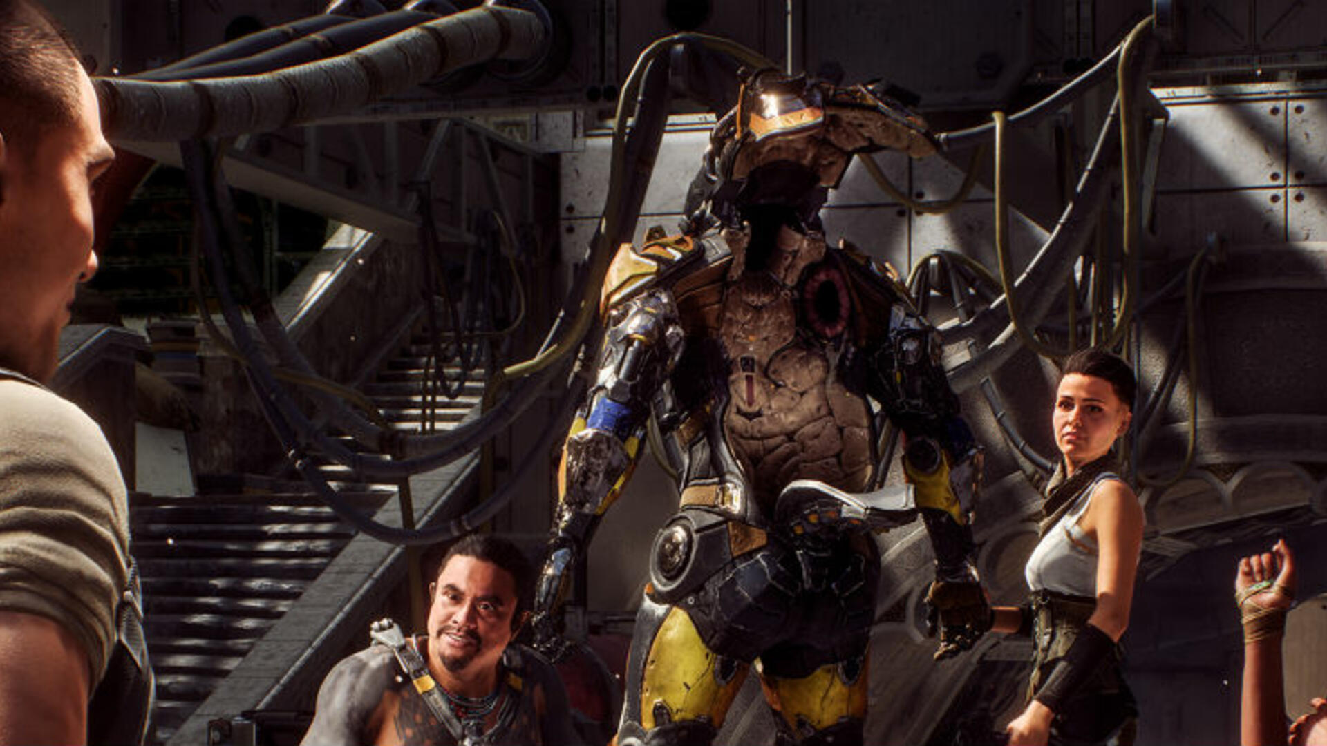 BioWare Contrasts Anthem With Final Fantasy XIV in Detailing How Storytelling Will Work