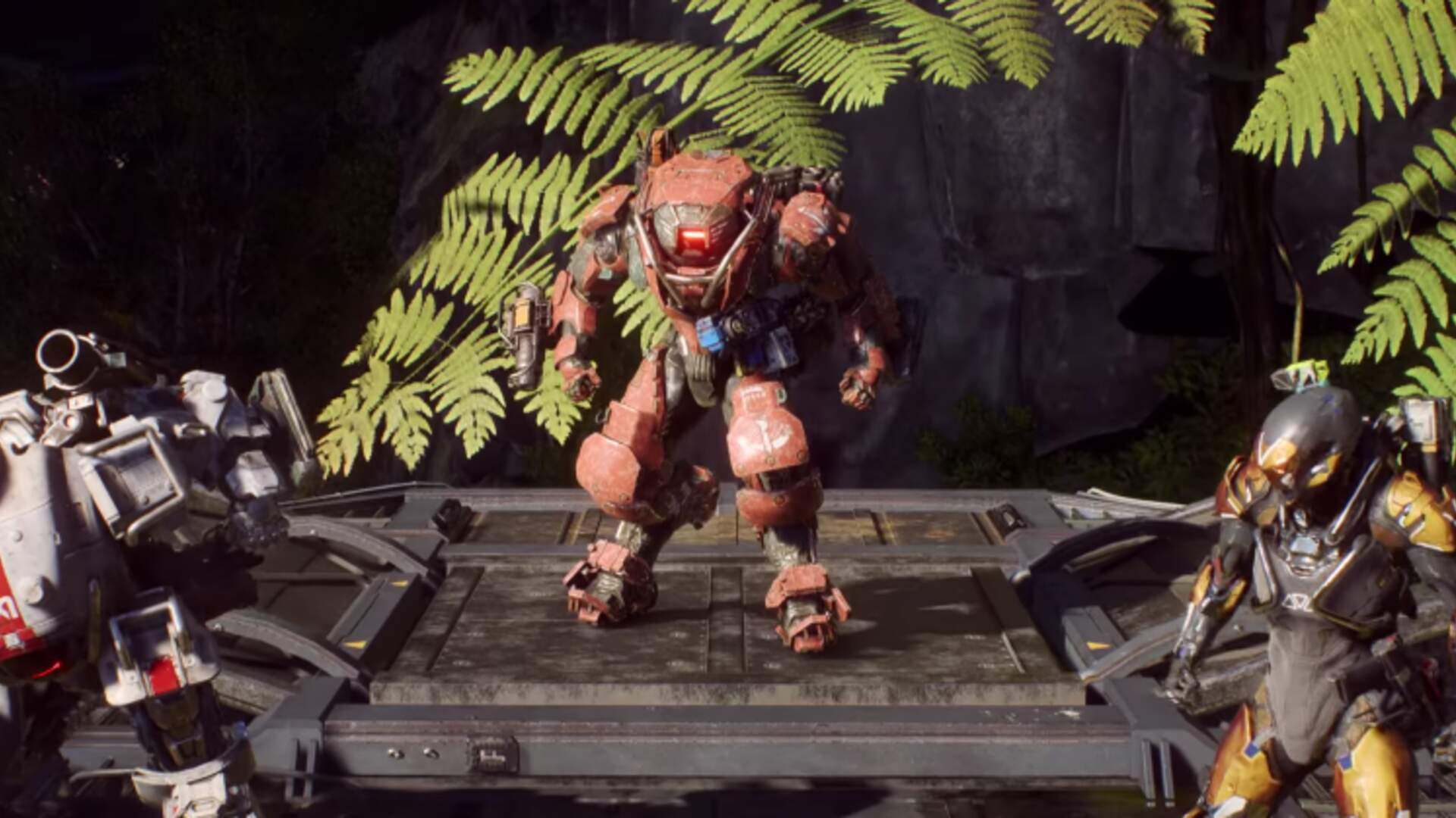 Anthem E3 Demo Can Now be Watched in its Entirety With New Footage of Raids, Enemies, and Bosses