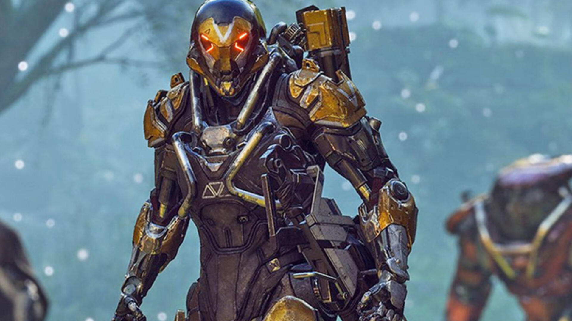 Watch the Anthem Gameplay Livestream Here to See Brand New Footage