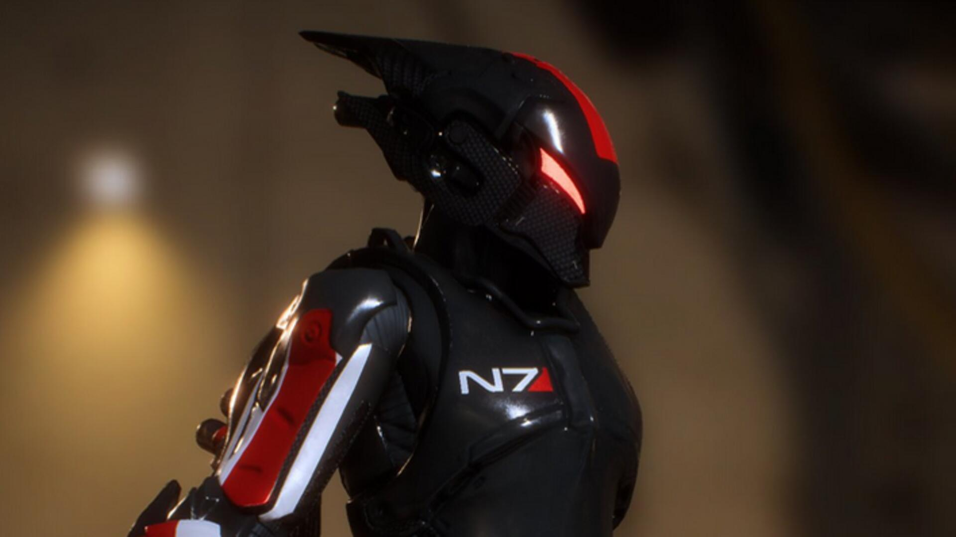 Anthem is Getting Slick Mass Effect Armor