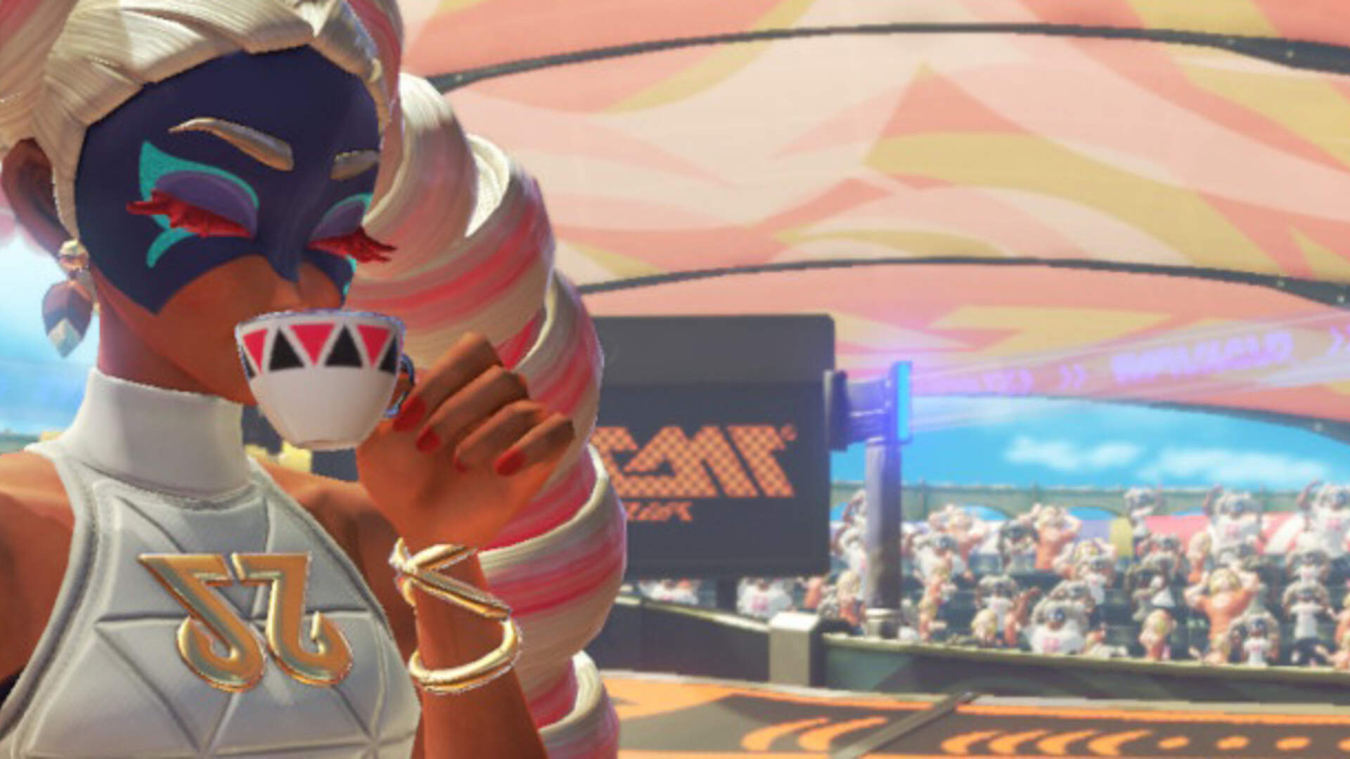 Nintendo on the Challenge of Post-Release Support, and More Tales of Arms' Development