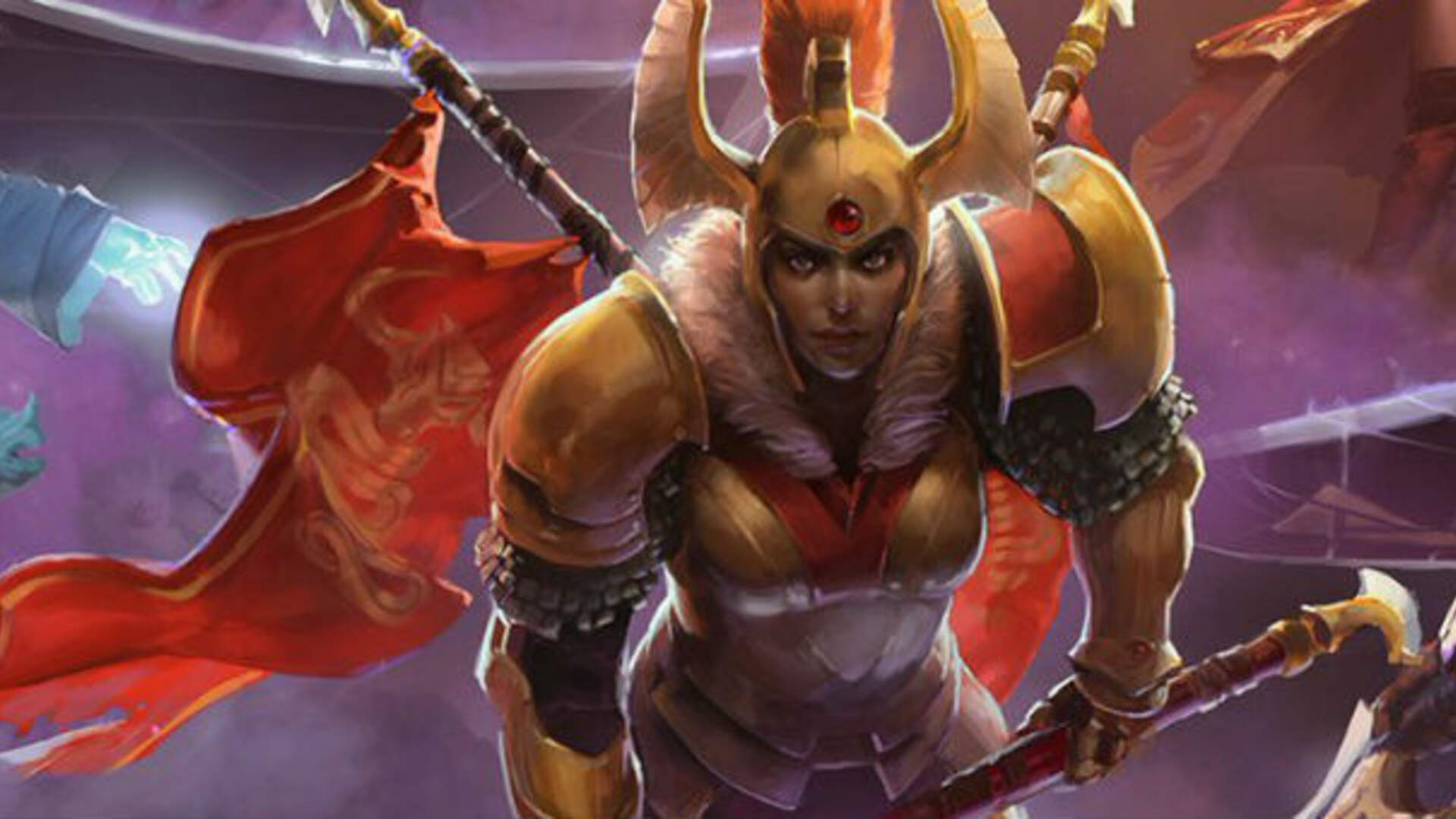 Valve Reveals Screenshots and Details for Artifact, its Dota 2 Card Game