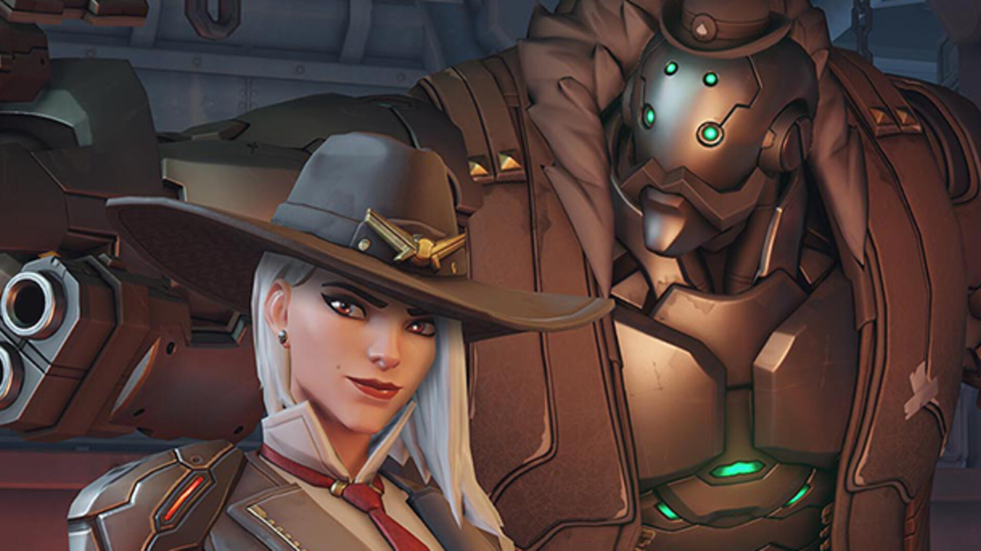 Forget Ashe, Bob is Available Now on the Overwatch PTR