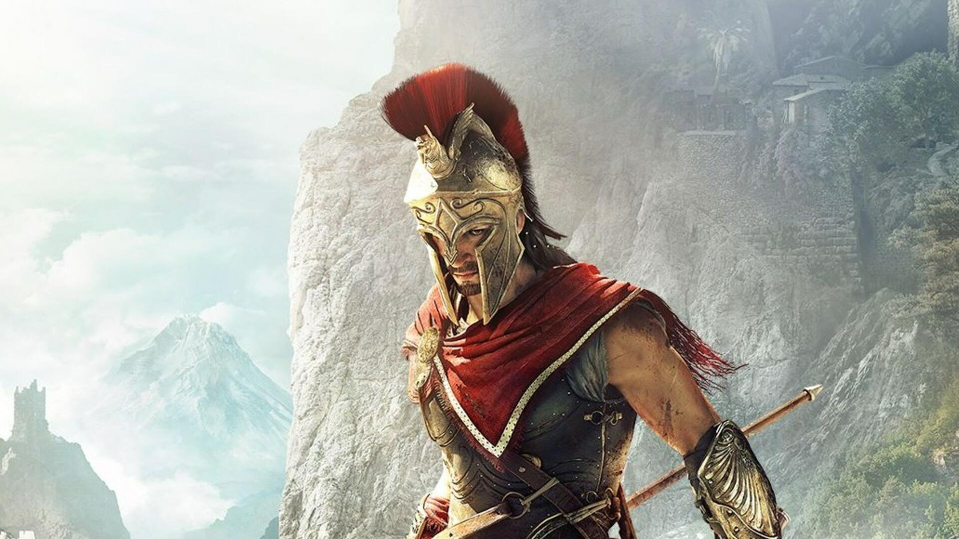 Assassin's Creed Odyssey is Coming to the Nintendo Switch in Japan