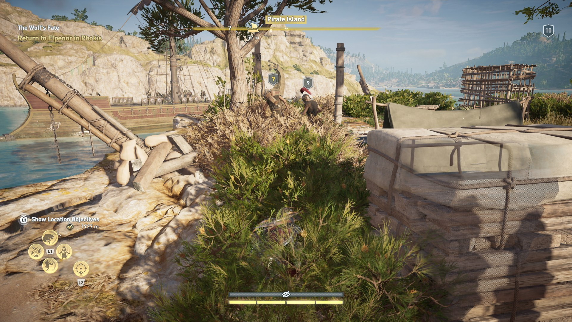 Assassin S Creed Odyssey Stealth Guide How To Remain Undetected