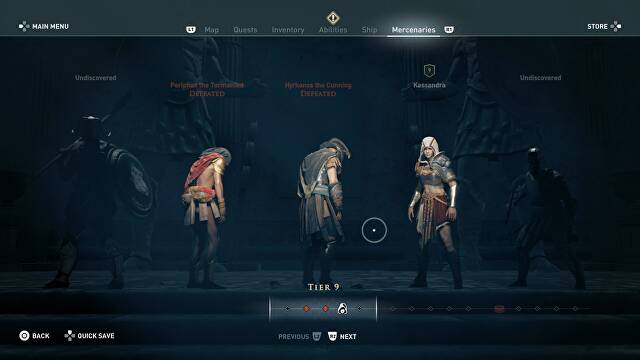 Assassin's Creed Odyssey Bounties Guide - How to Pay Off ...