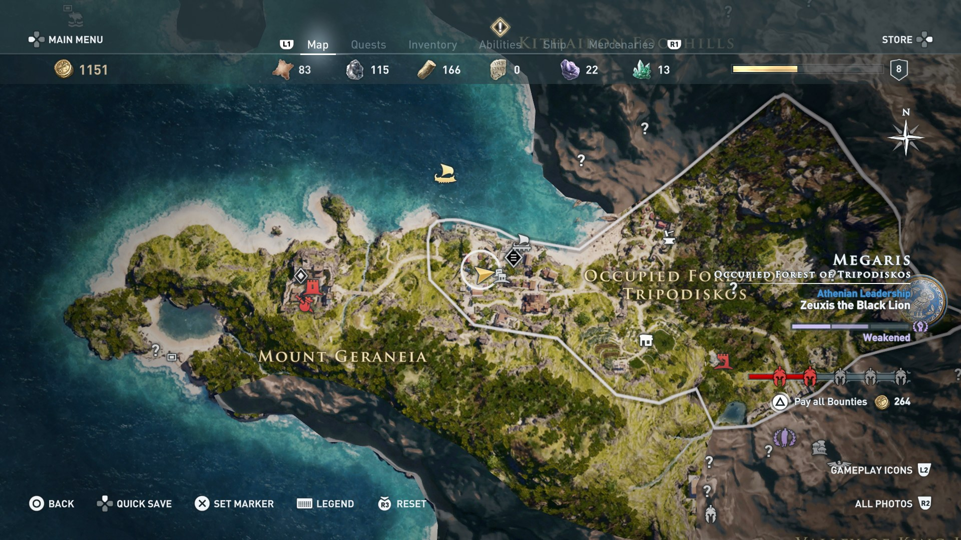 Assassin's Creed Odyssey Conquest Battles - How to Quickly