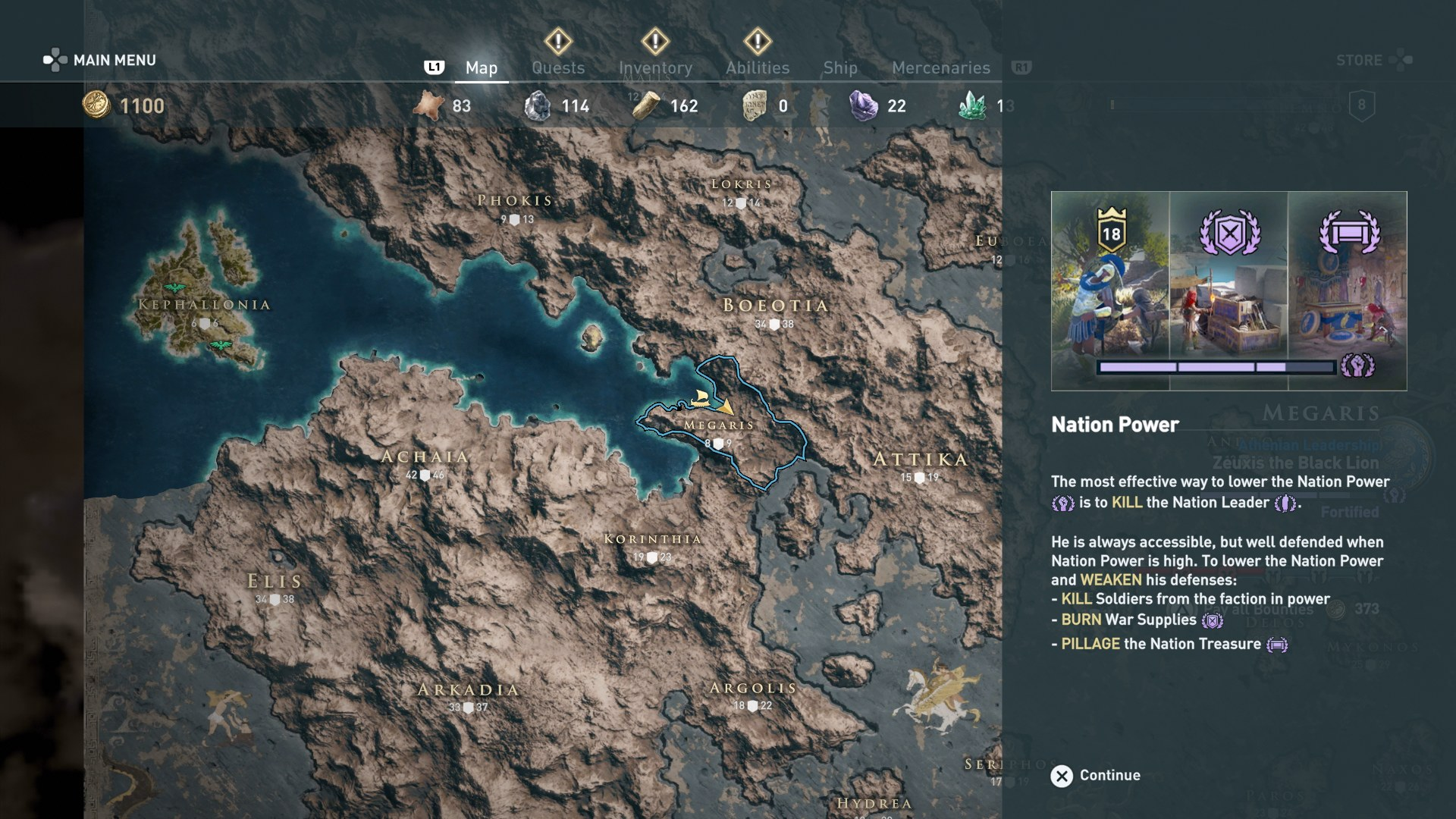 Assassin's Creed Odyssey Conquest Battles Guide - How to ...