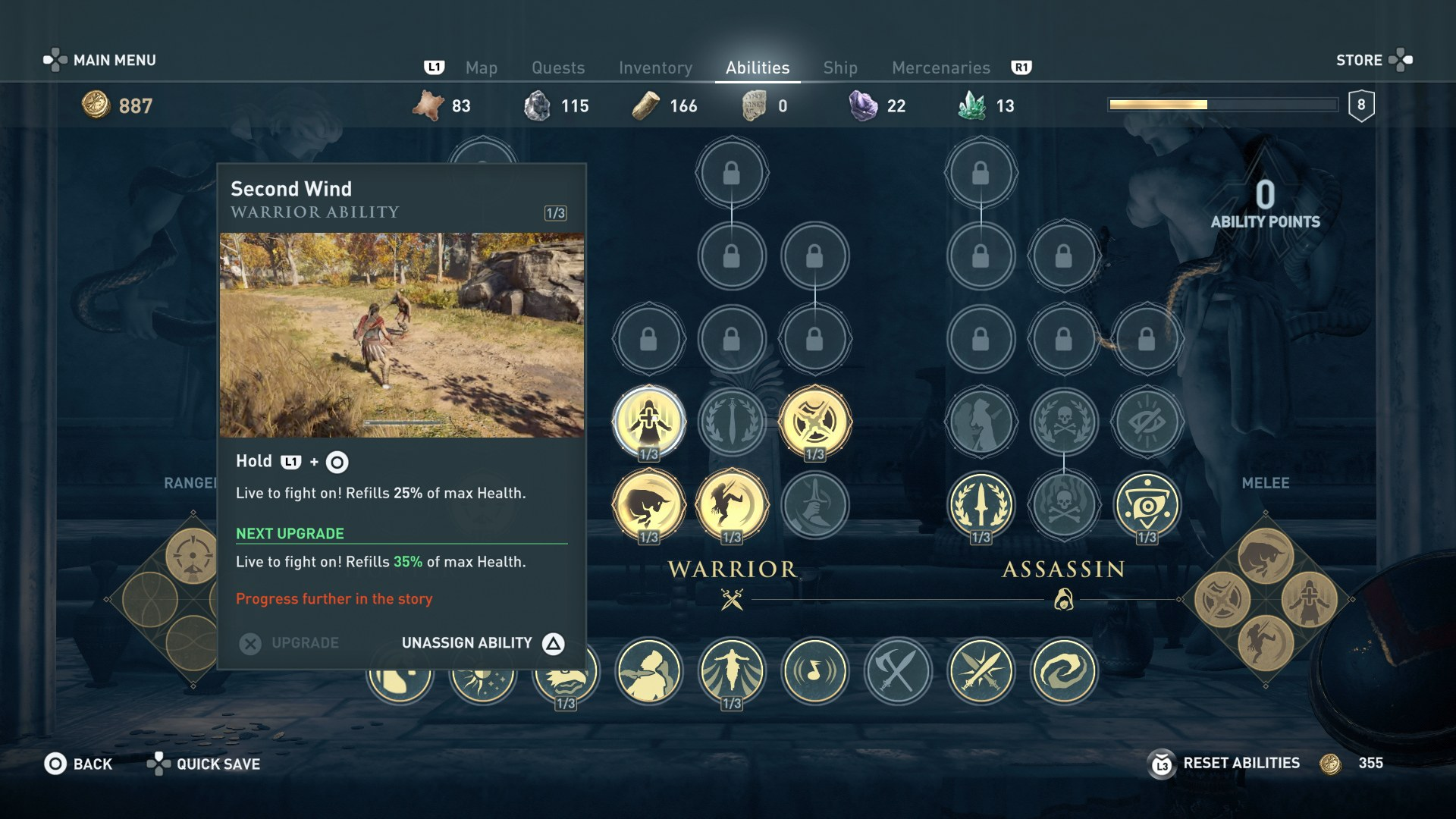 Assassin's Creed Odyssey Abilities - Which Abilities Should
