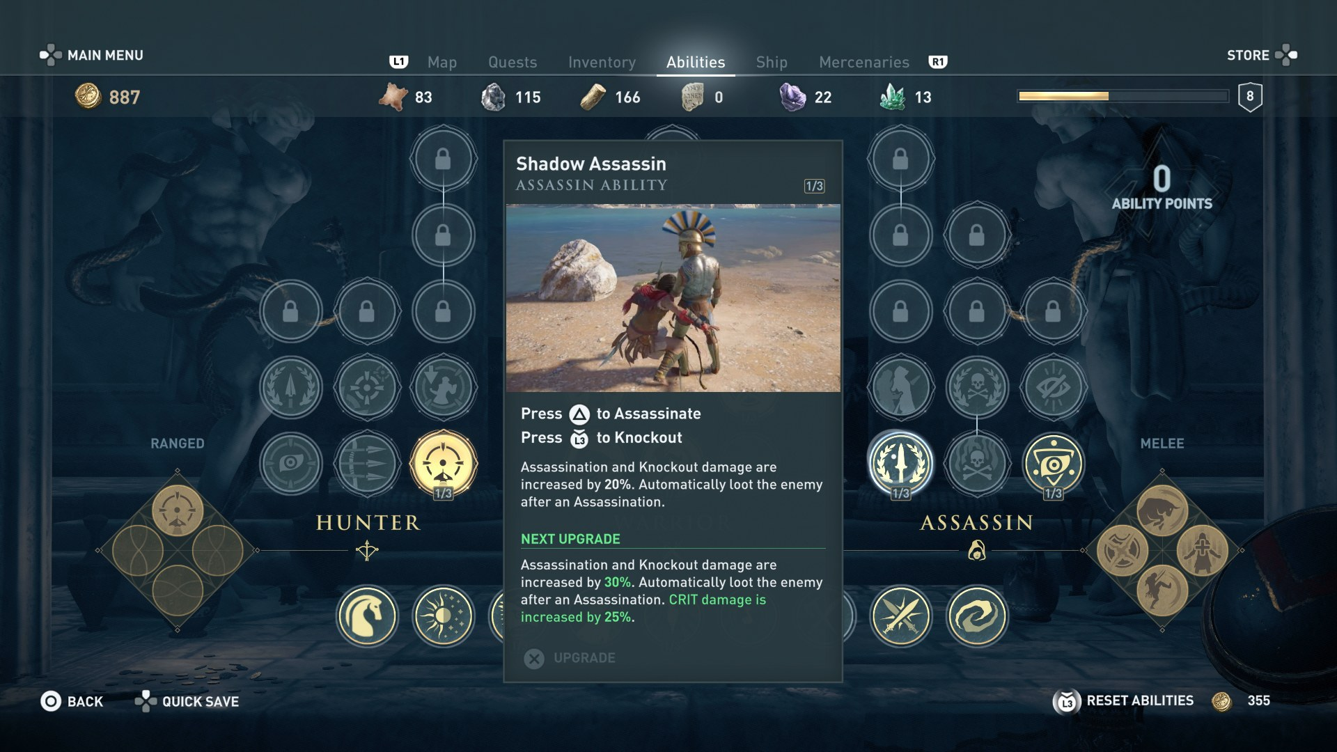 Assassin's Creed Odyssey Abilities - Which Abilities Should You