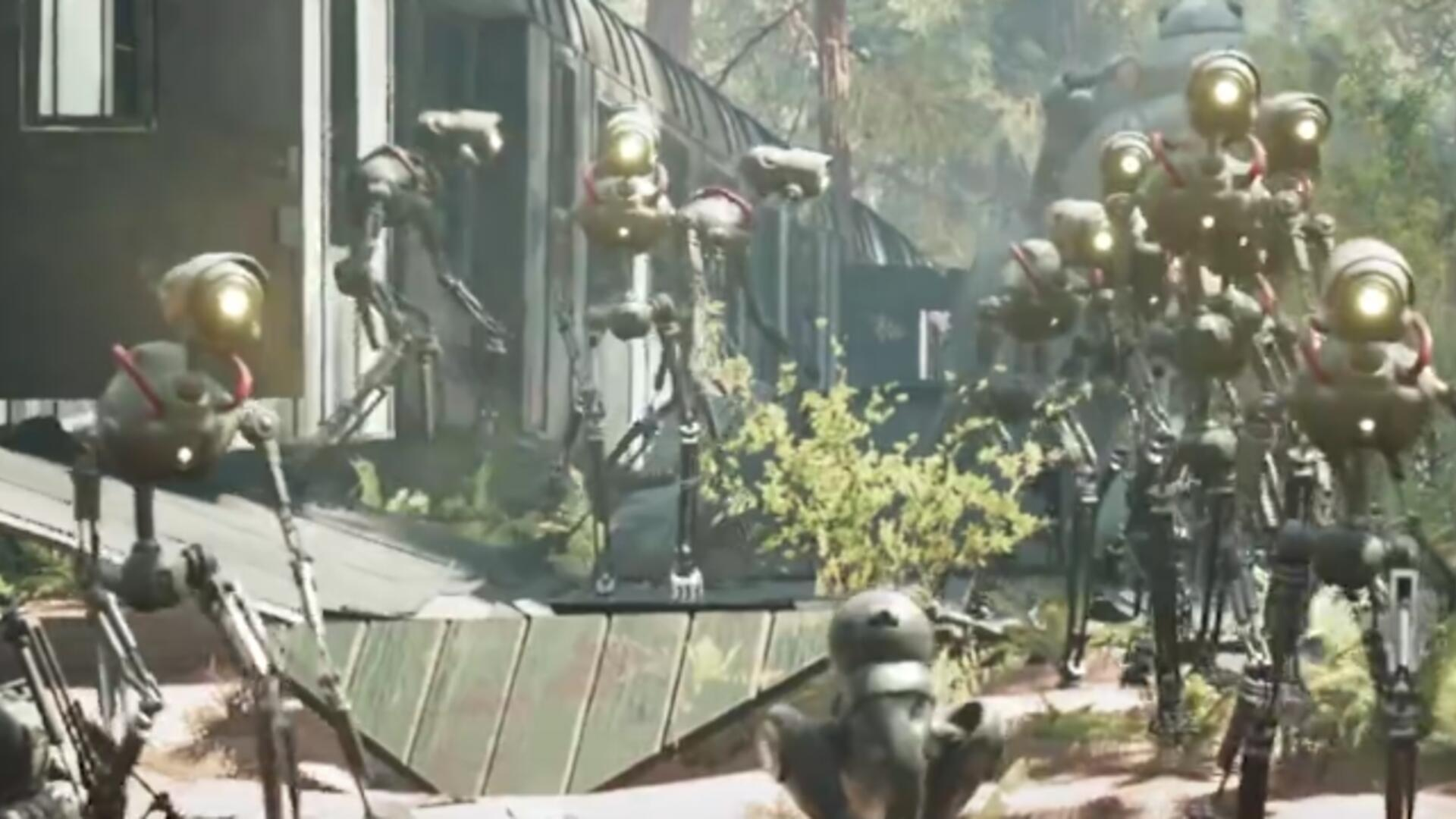 Atomic Heart Looks Like a Demented Mix of Bioshock and Fallout