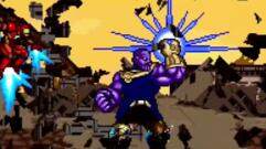 Check Out This Awesome 16-Bit Demake of the Avengers: Infinity War Thanos Fight