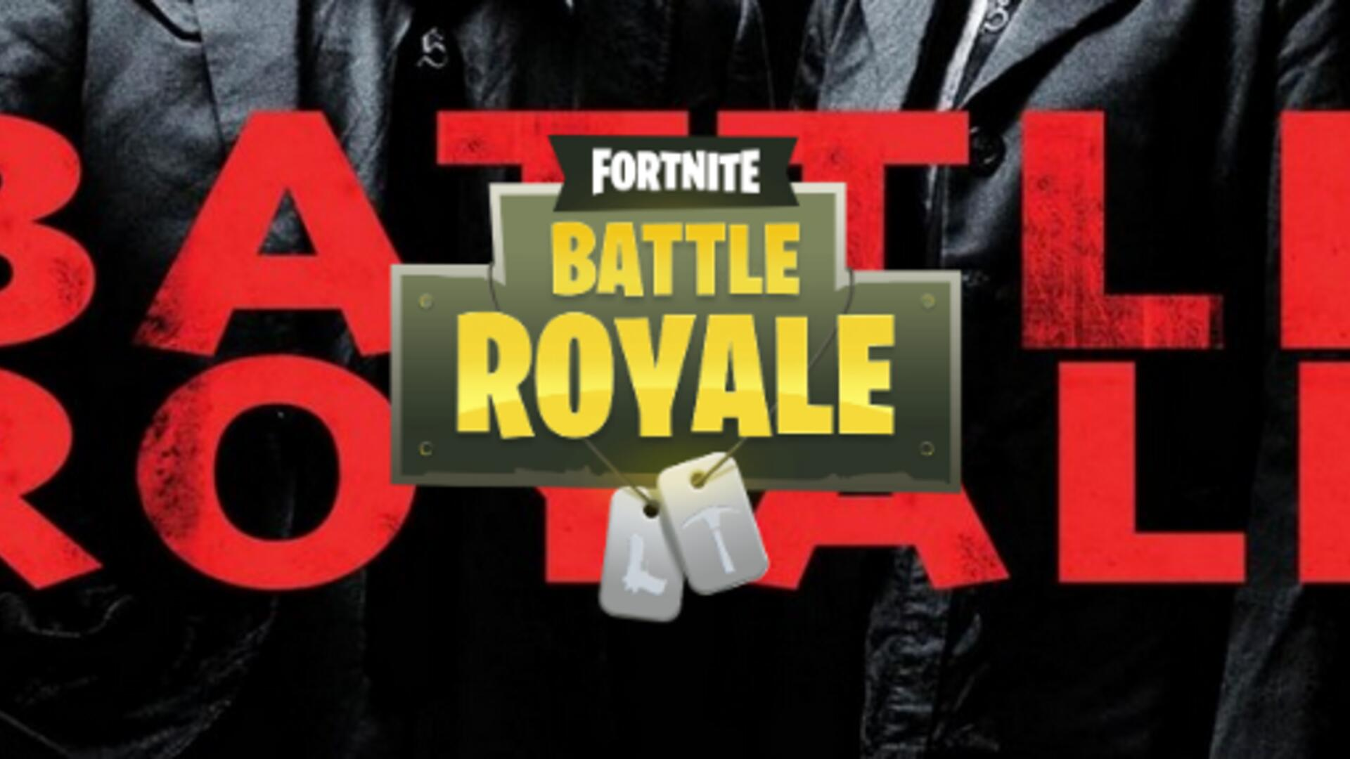 Marketers in Spain are Trying Real Hard to Connect Battle Royale Novel to Fortnite
