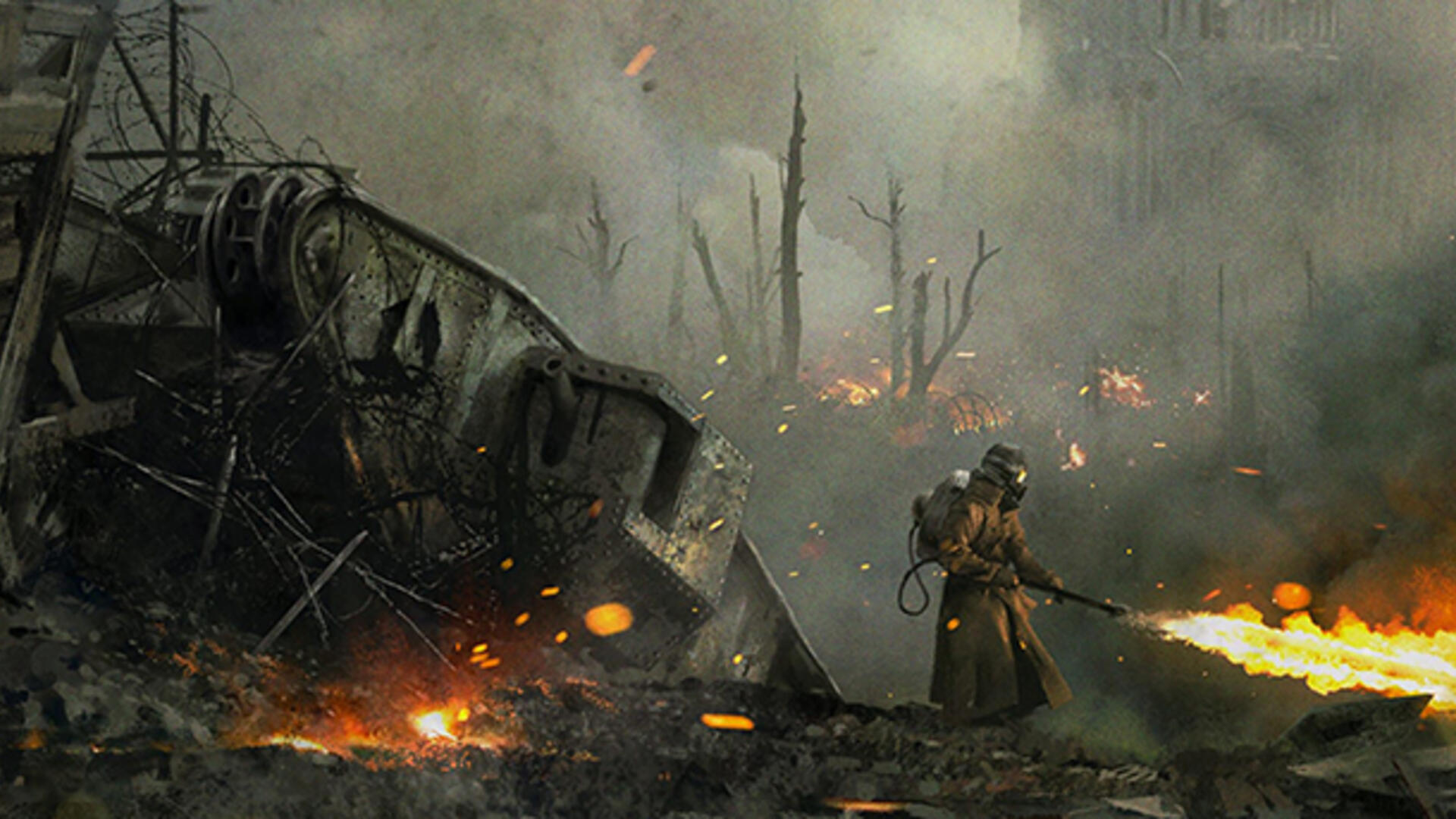 Battlefield 1's Fourth Expansion Announced, Includes Aerial Combat-Only Maps