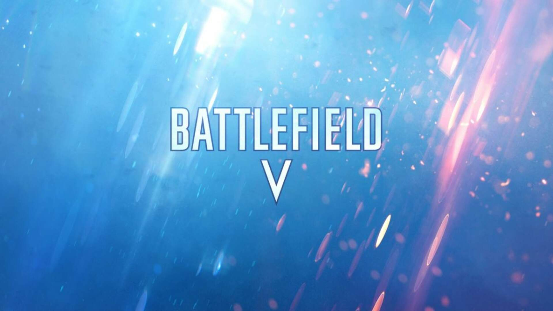 What to Expect From Today's Battlefield 5 Reveal—Watch Here